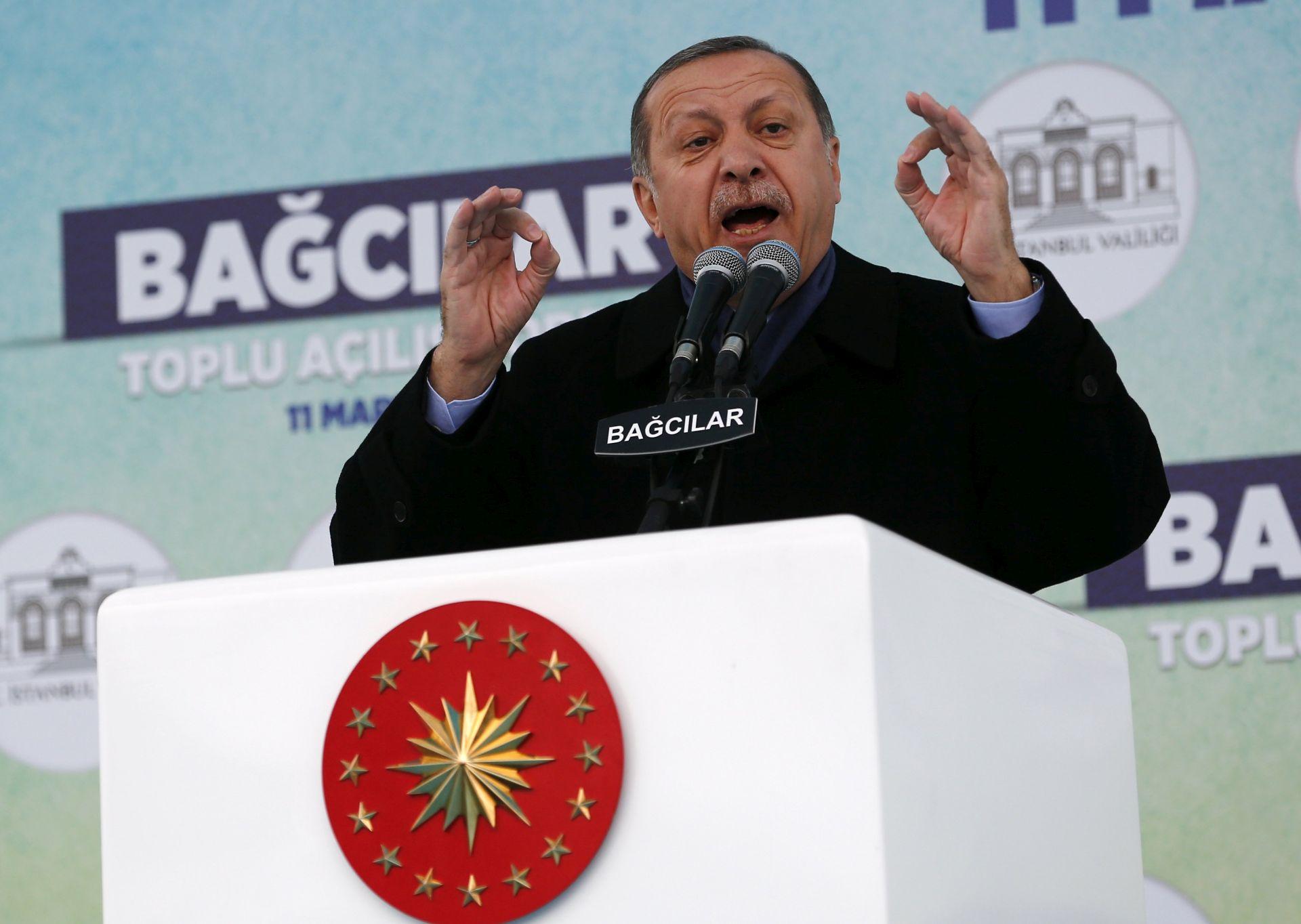 EU traži objašnjenje zbog Erdoganovih prijetnji