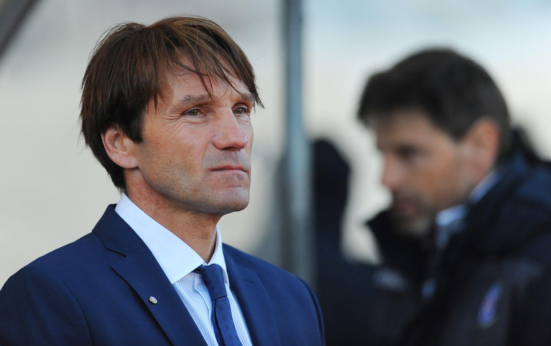 CARRILLO 'Zadovoljan sam igrom Hajduka, mogli smo dati više golova'