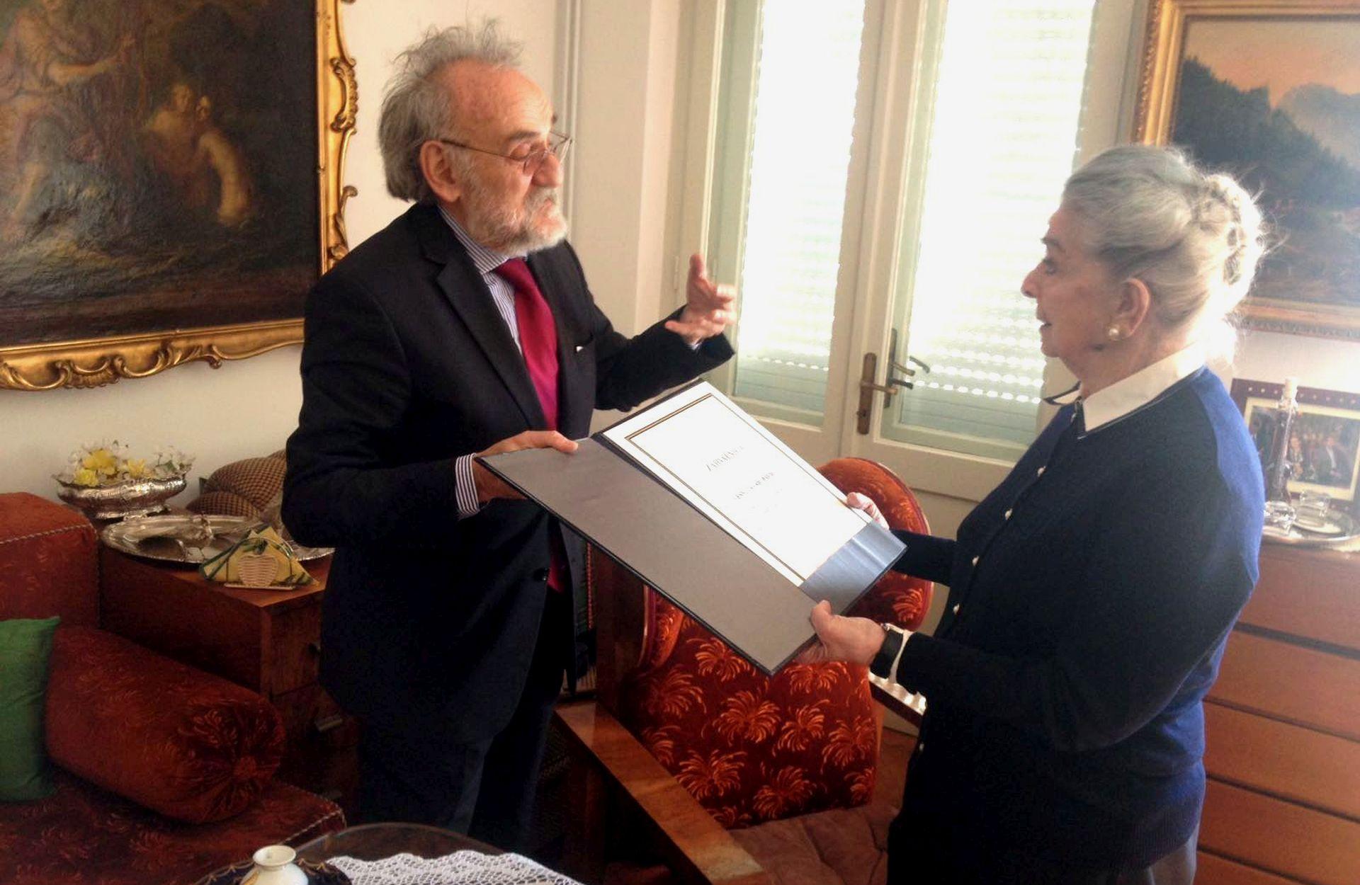 HAZU peuzela ostavštinu književnika i političara Ante Tresića Pavičića