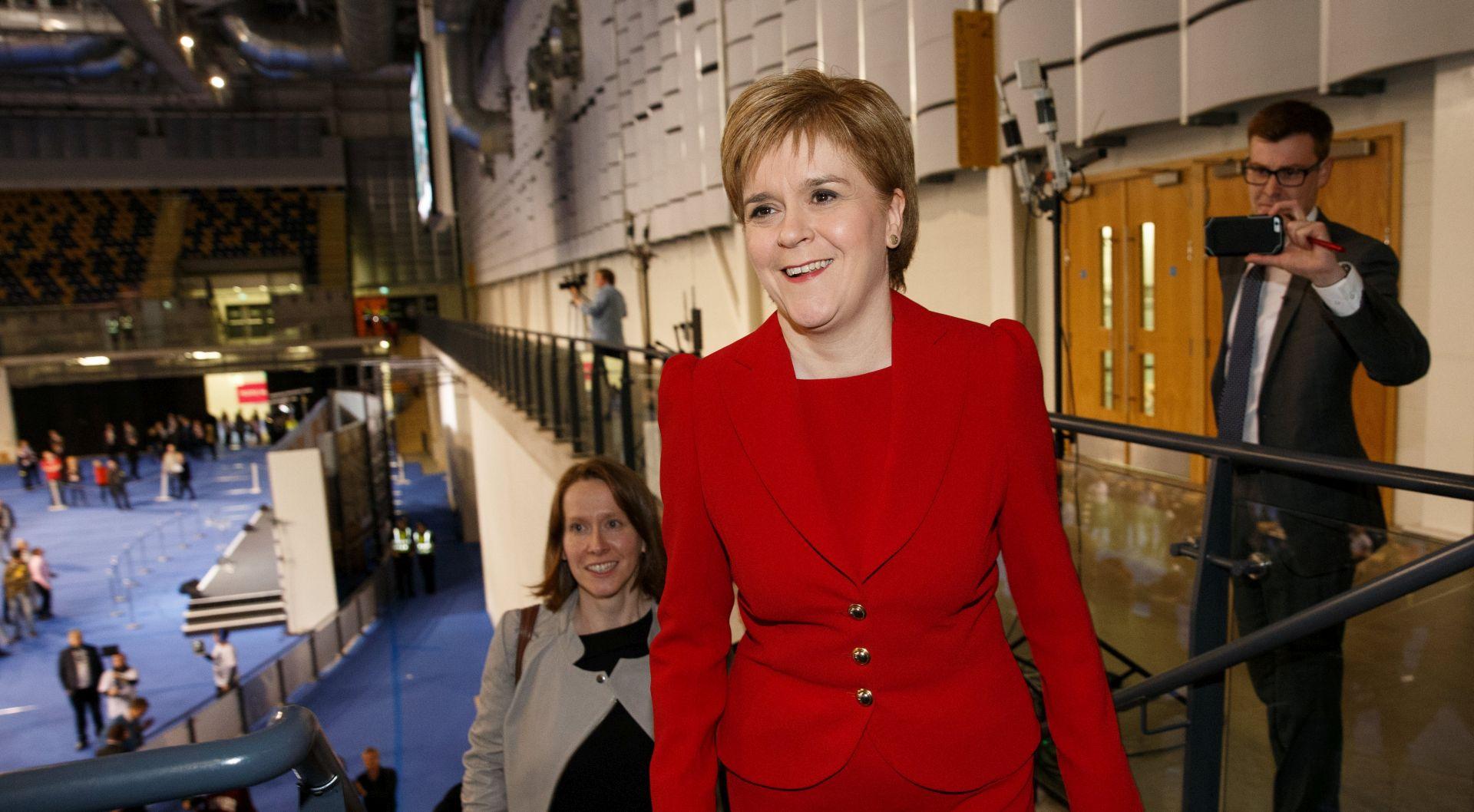 VELIKA BRITANIJA May neće dopustiti referendum o škotskoj neovisnosti prije završetka Brexita