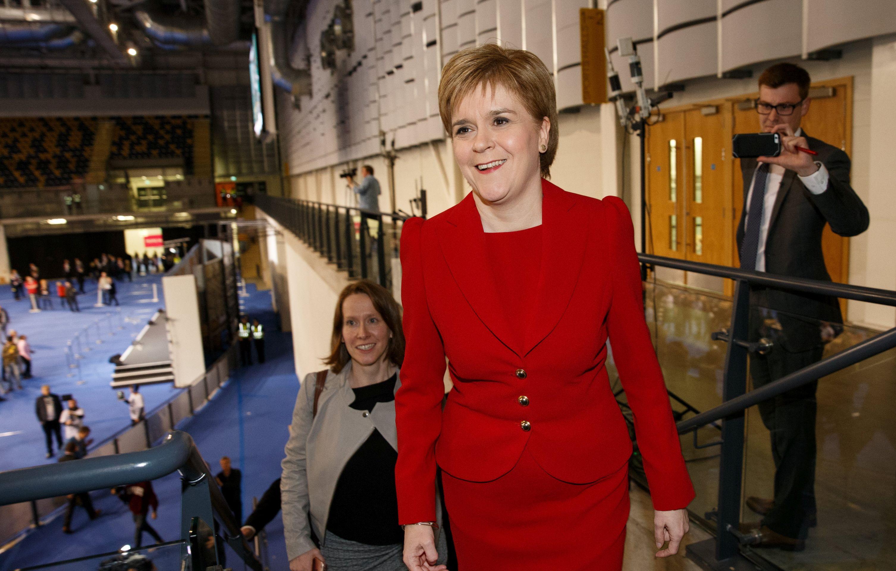 STURGEON Brexit propada ako Britanija prema EU-u bude 'gluha' kao prema Škotskoj