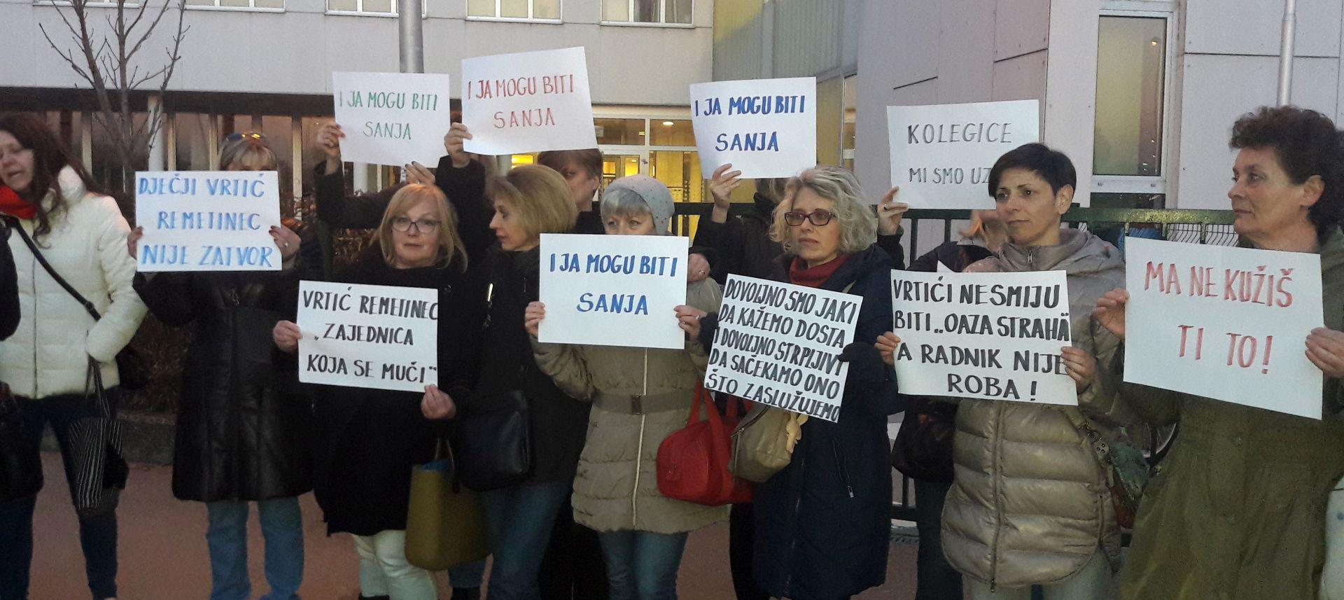 SOMK traži ostavku ravnateljice dječjeg vrtića Remetinec