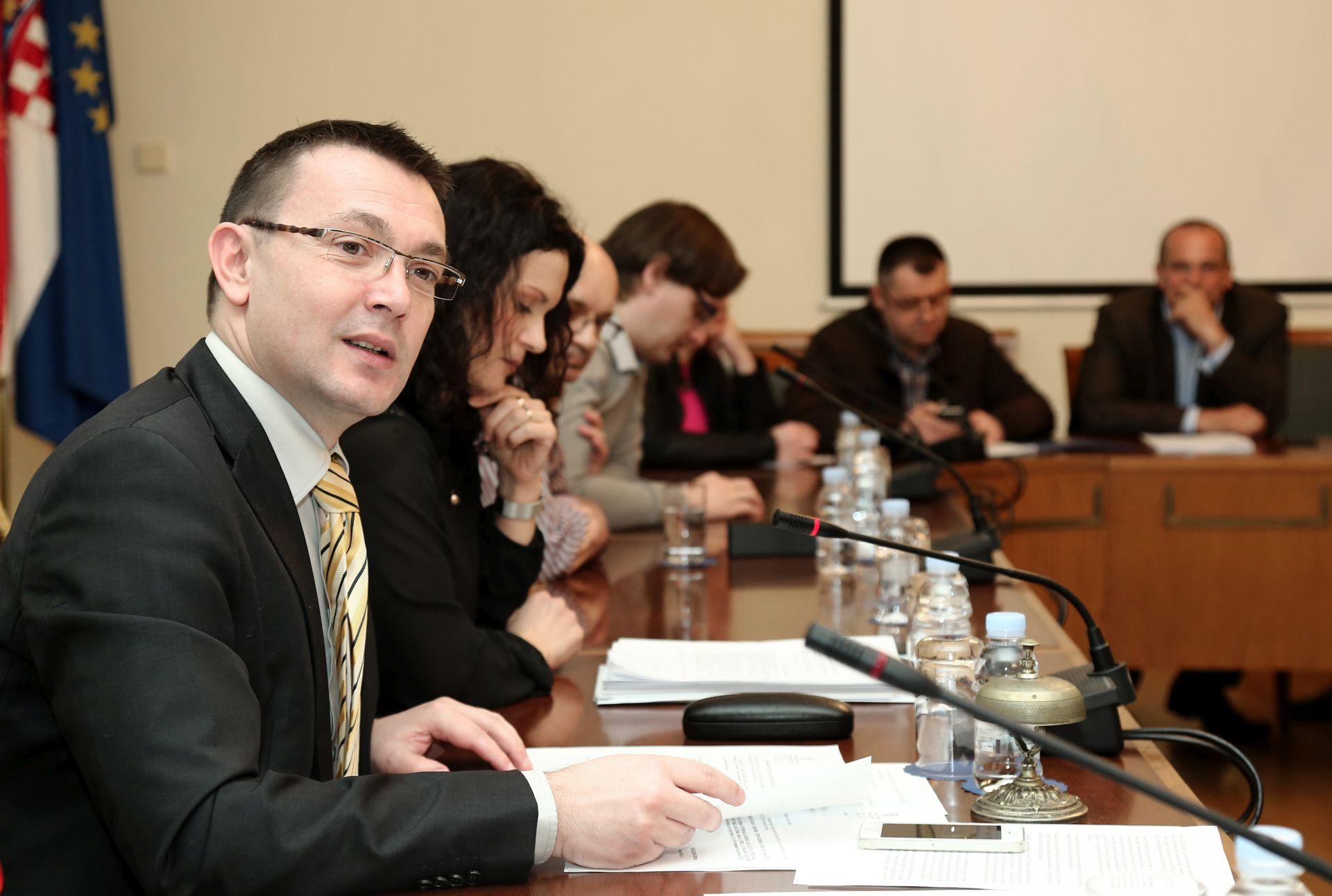 Odbor za pravosuđe predložio članove DSV-a i DOV-a