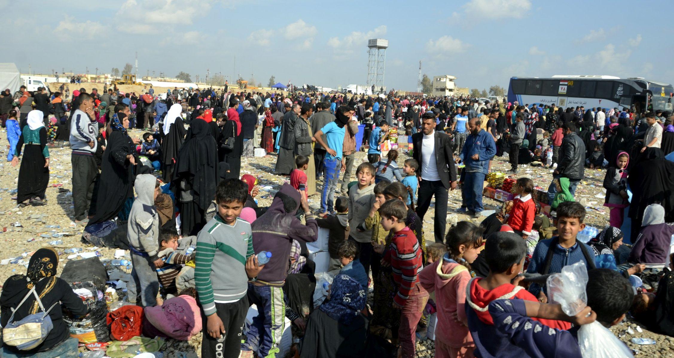 GENERAL TOWNSEND 'SAD je vjerojatno imao ulogu u eksplozijama u Mosulu'