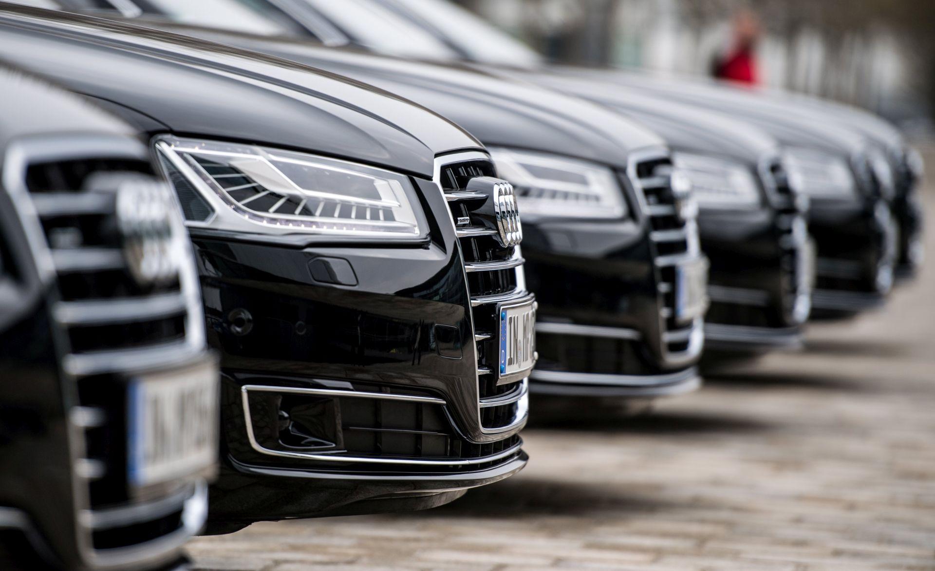 U Njemačkoj pretres i istraga protiv Audija