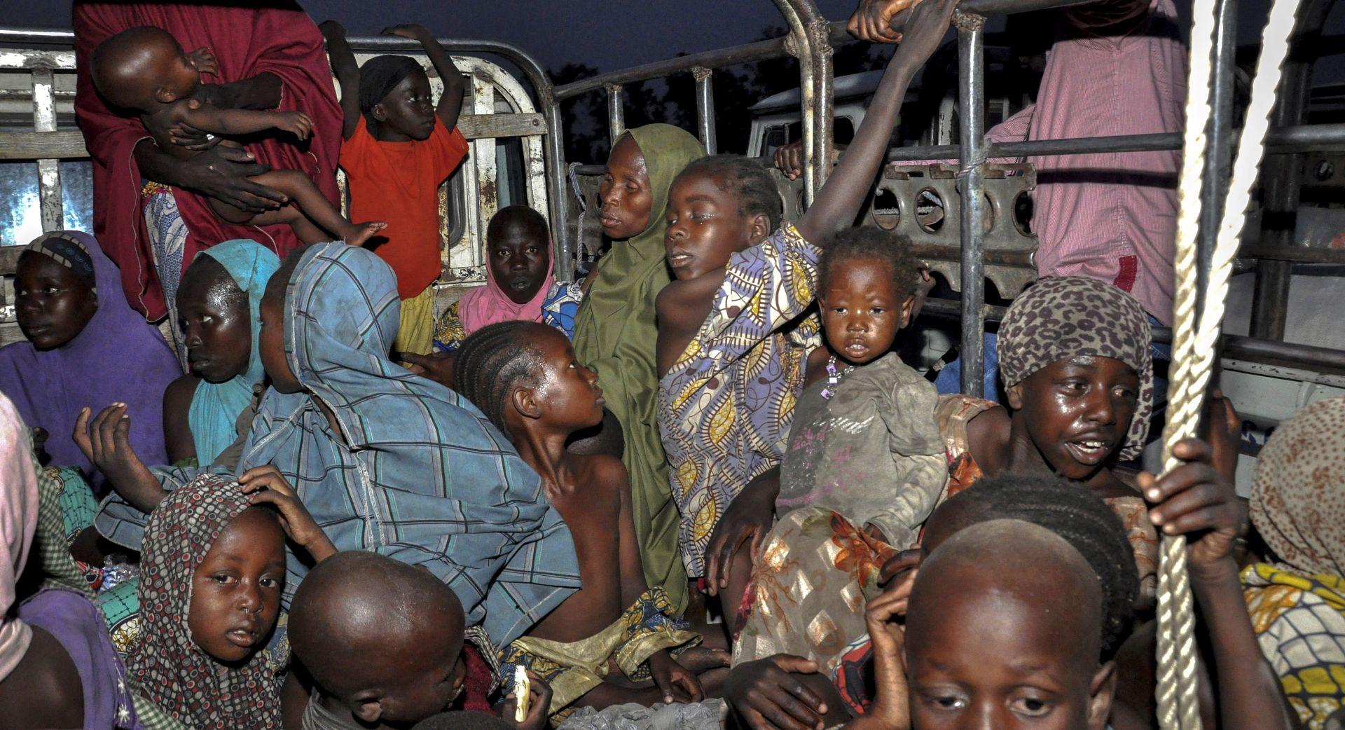 """Iz nigerijske """"tvornice beba"""" spašeno 160 djece"""