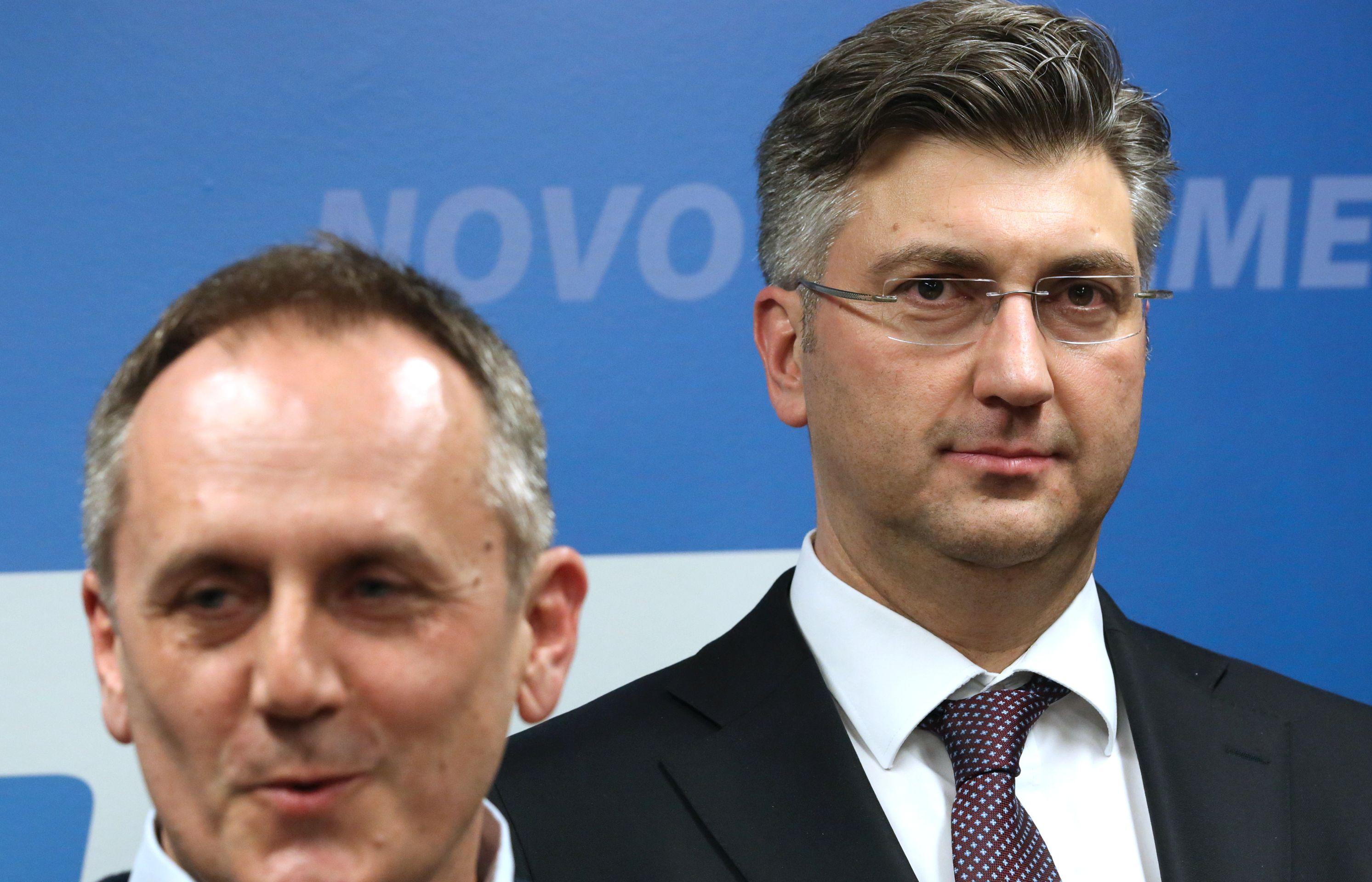 PLENKOVIĆ 'Prgomet i lista HDZ-a u Zagrebu ostvarit će izvrstan rezultat'