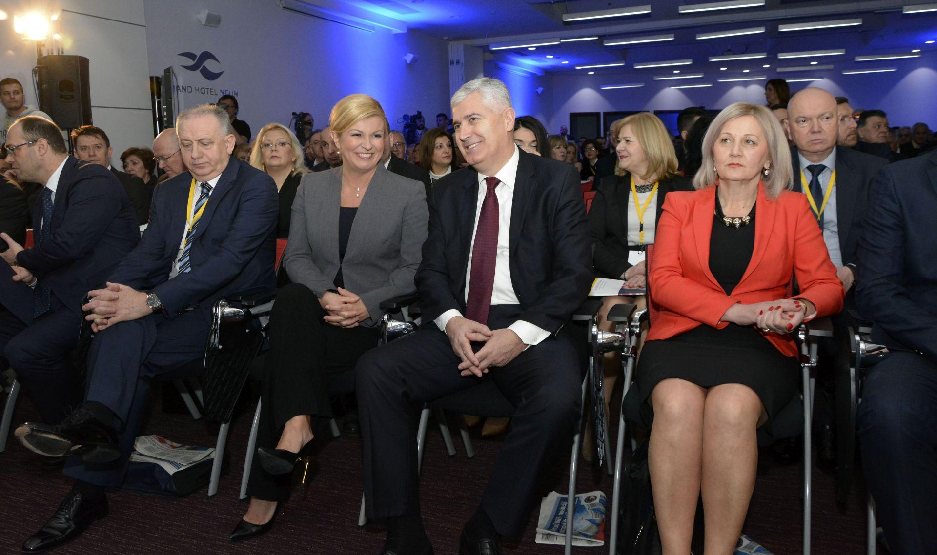 Hrvatska jača diplomaciju za izmjene Daytona i protiv vanjskih utjecaja