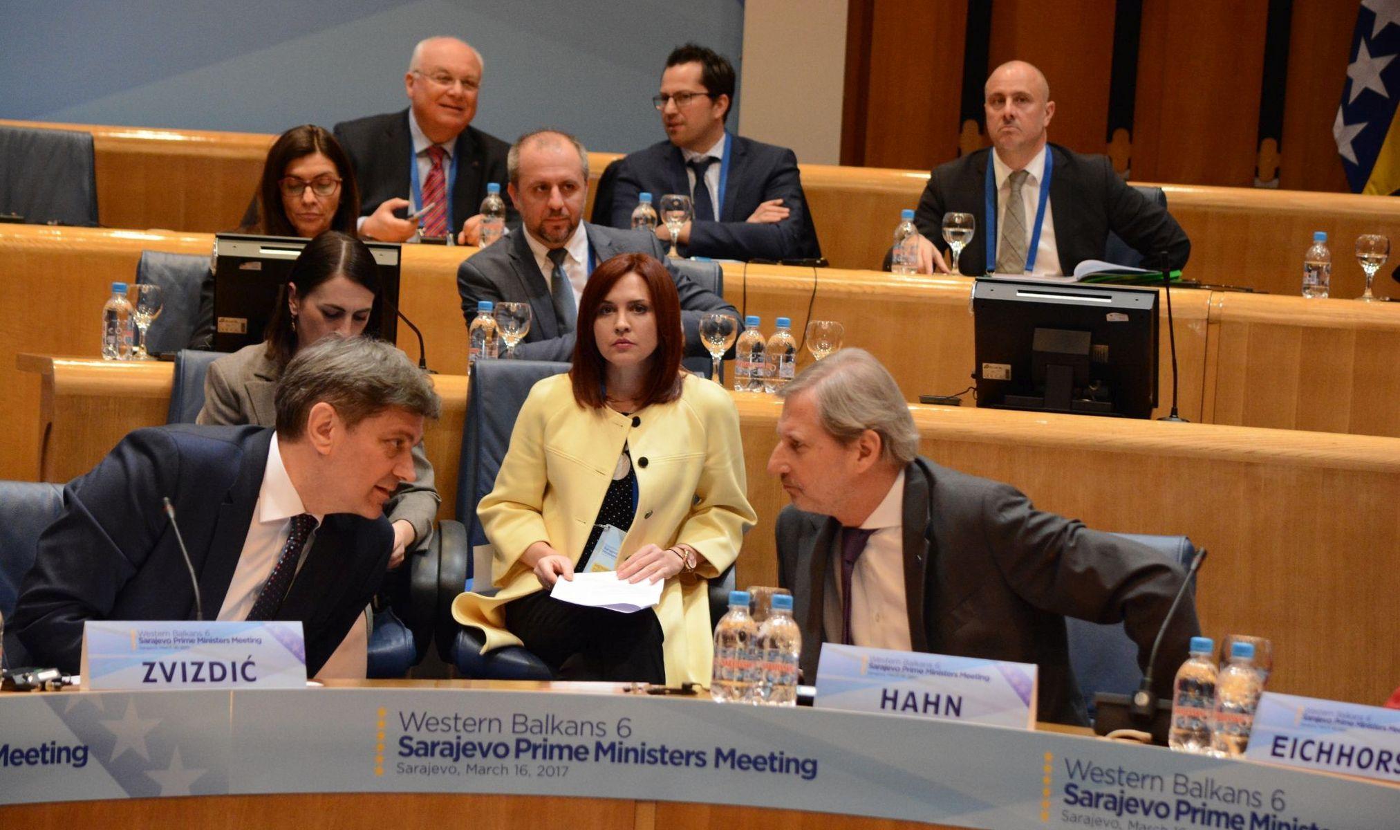 Hahn predlaže zajedničko tržište Zapadnog Balkana