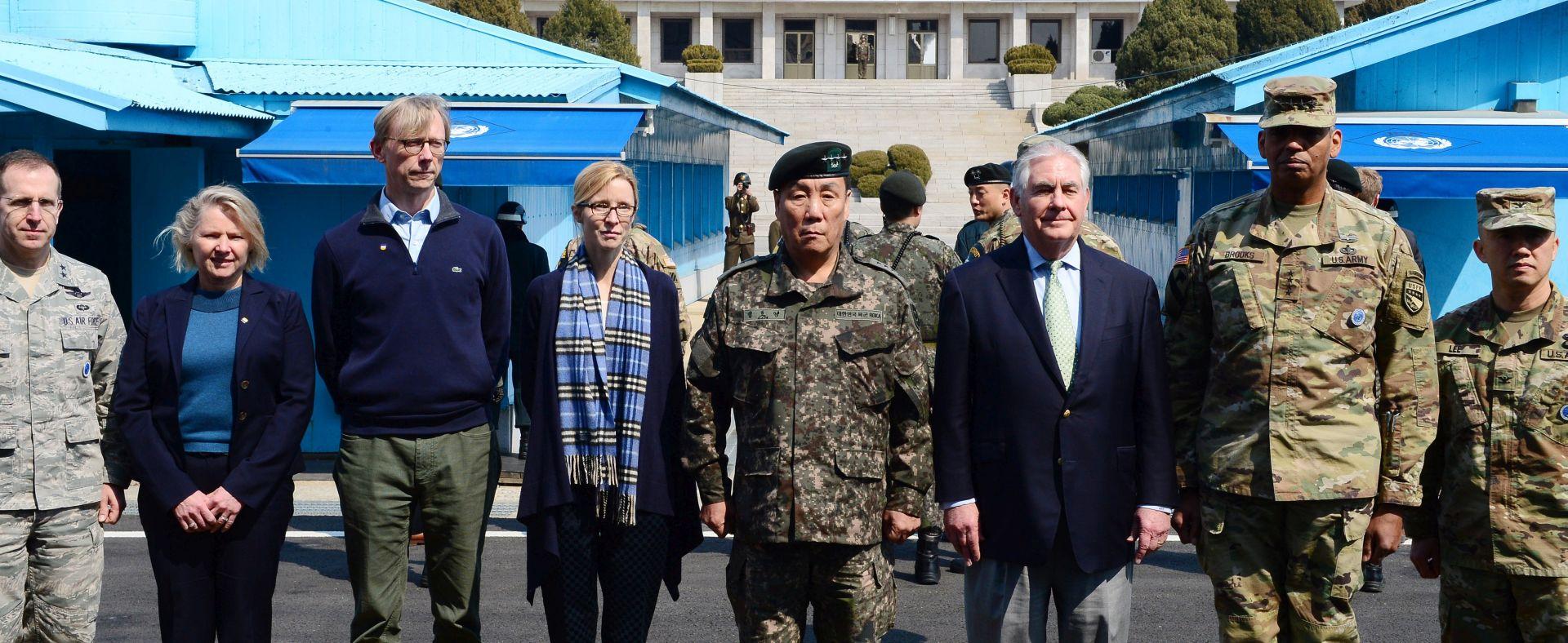 """TILLERSON """"Američko strateško strpljenje sa Sjevernom Korejom je završilo"""""""