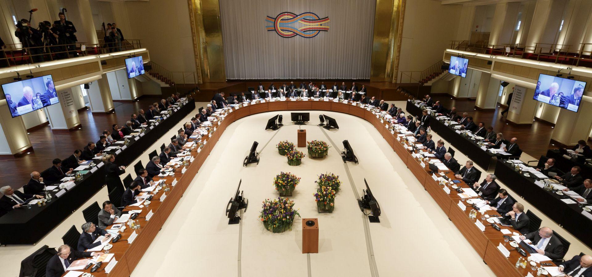 Ministri financija G20 boje se da će napetosti smanjiti rast