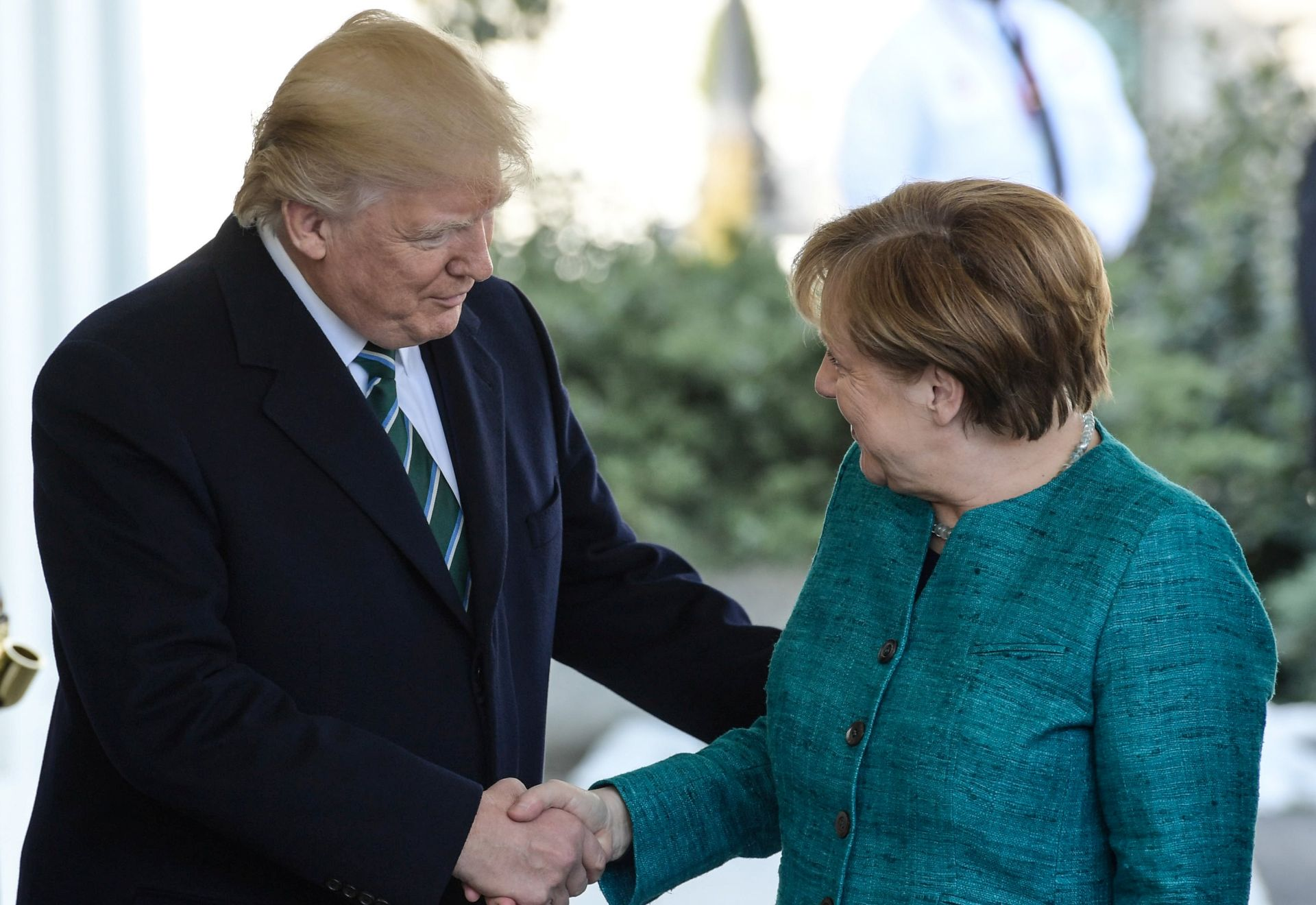 """Njemačka odbacuje Trumpovu tvrdnju da duguje NATO-u i SAD-u """"goleme svote novca"""""""