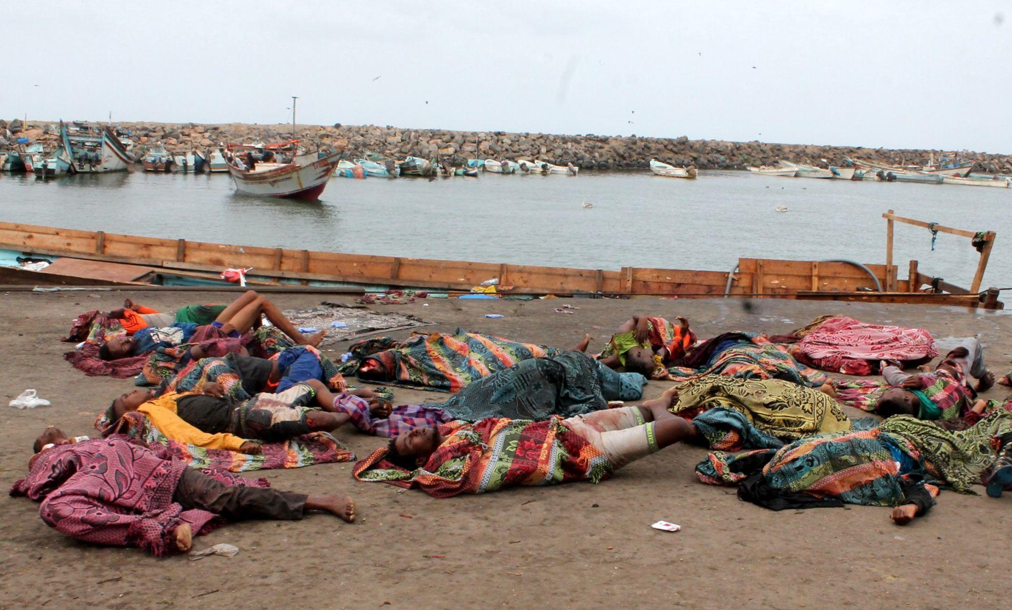 Više od 40 somalijskih migranata ubijeno u moru blizu Jemena