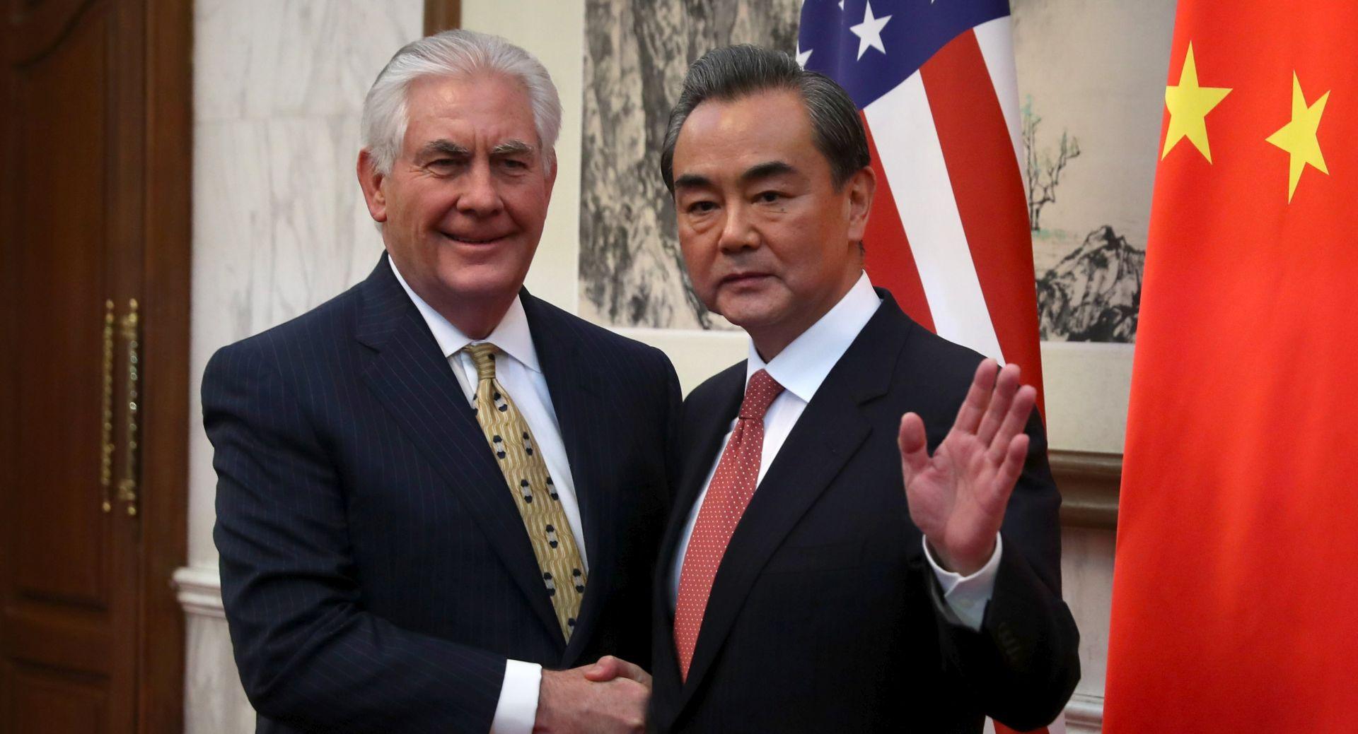 Tillerson završio posjet Kini s toplim riječima predsjednika Xija