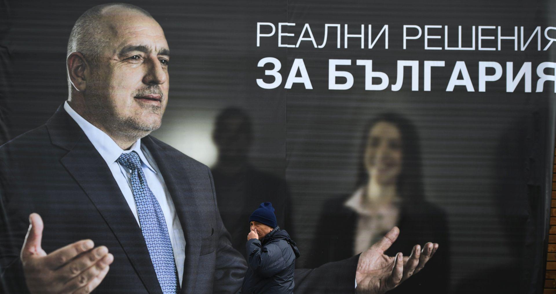 Otvorena birališta u Bugarskoj