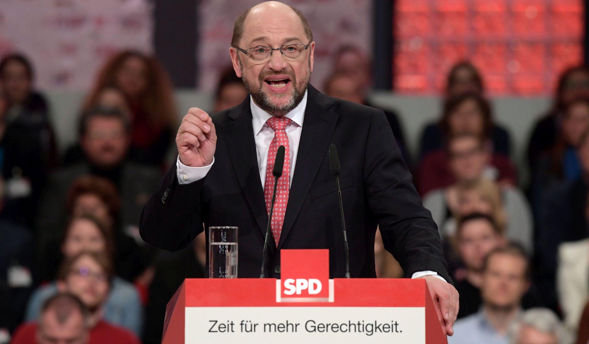 Schulz odstupio s mjesta predsjednika njemačkih socijaldemokrata