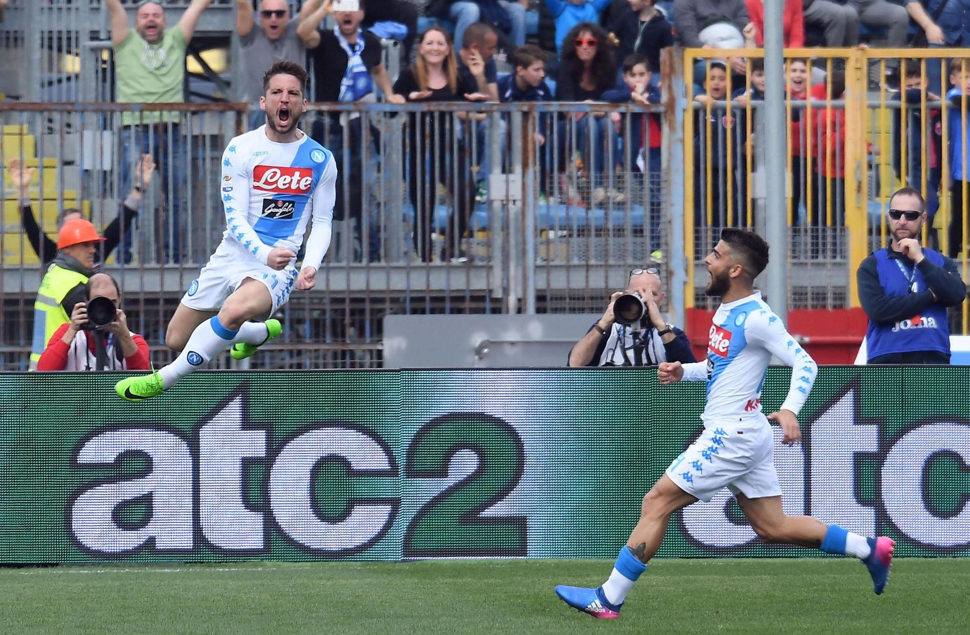 SERIE A Pobjeda Napolija u utakmici s tri penala