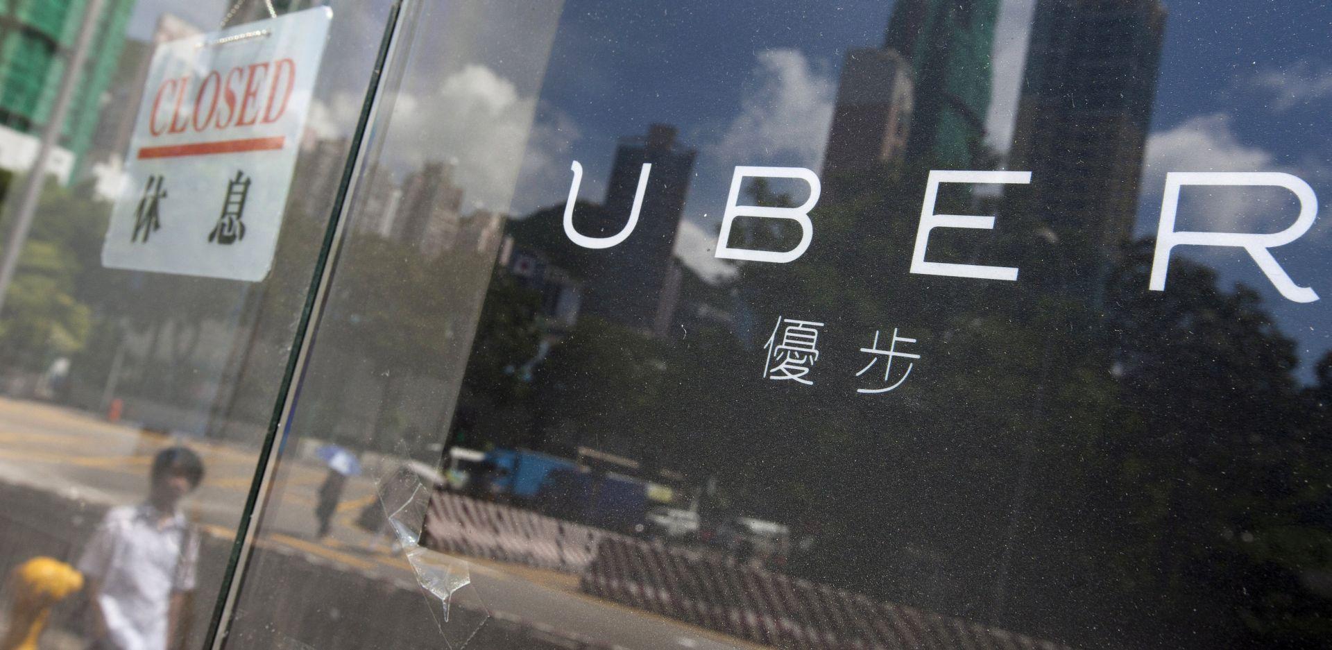 Firme kao Uber su u problemima jer se ljudima ne može vjerovati