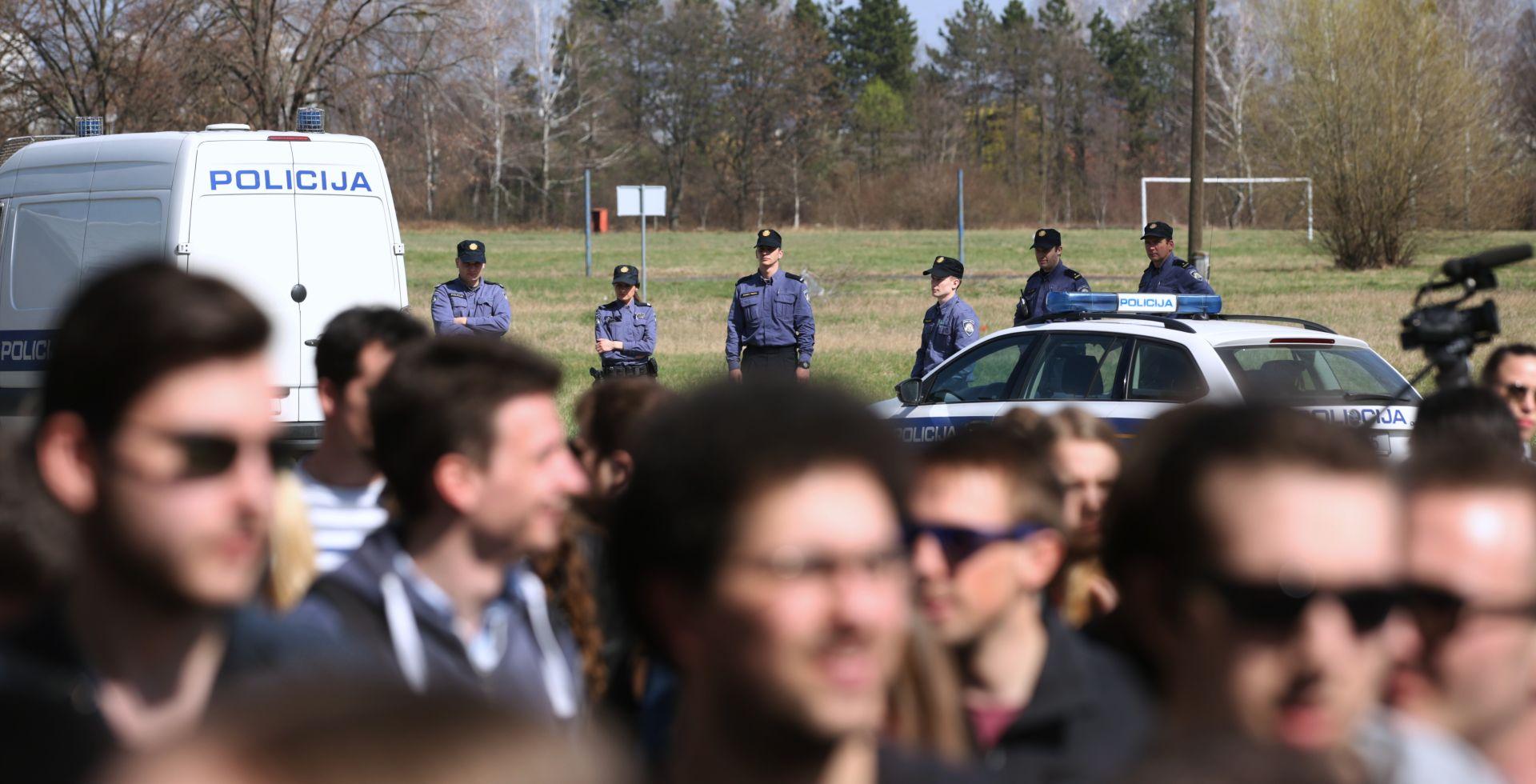 Studentski sabor Hrvatskih studija pokrenuo blokadu nastave, podržao ih Vrdoljak