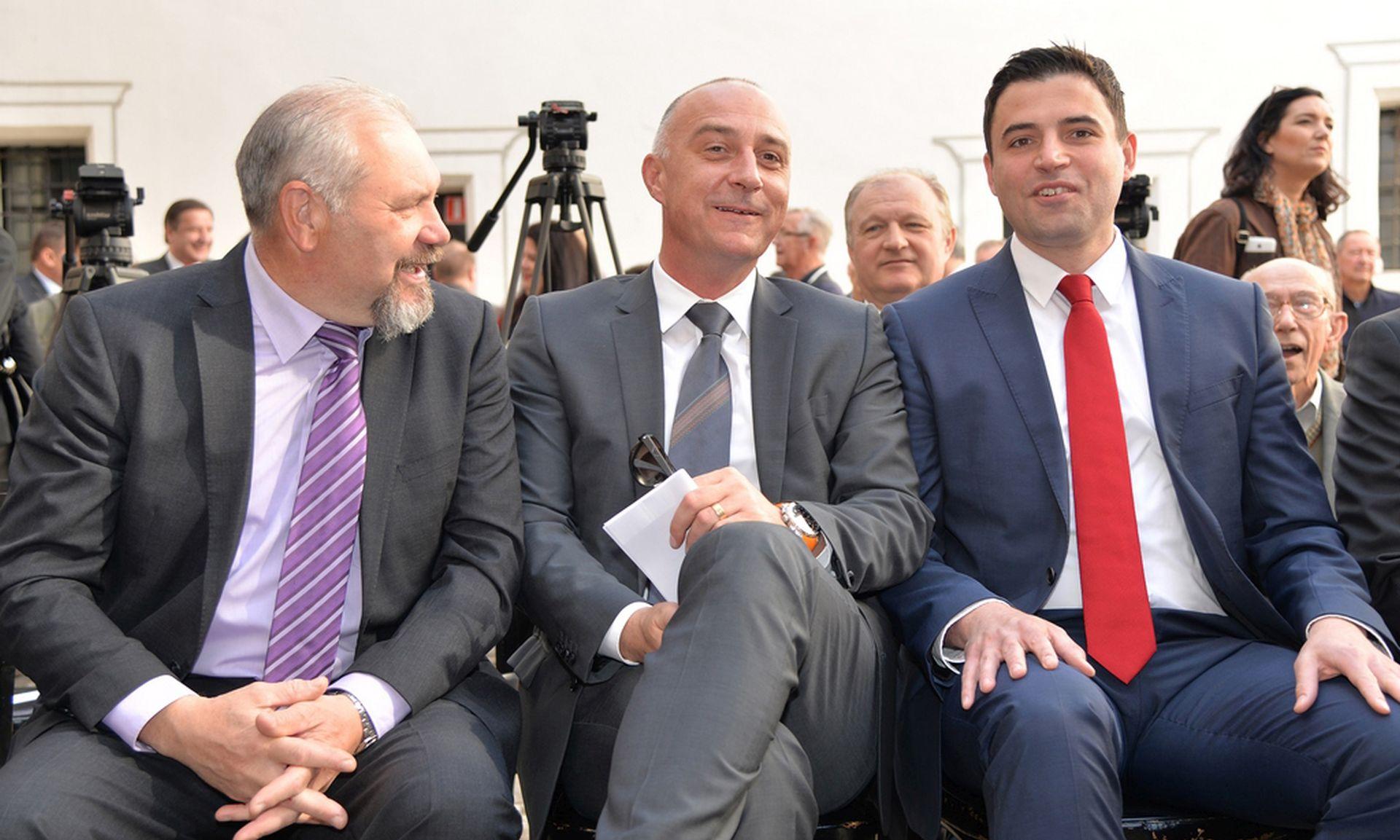 Predsjednici koalicijskih partnera različito o ovlastima predsjednice Republike