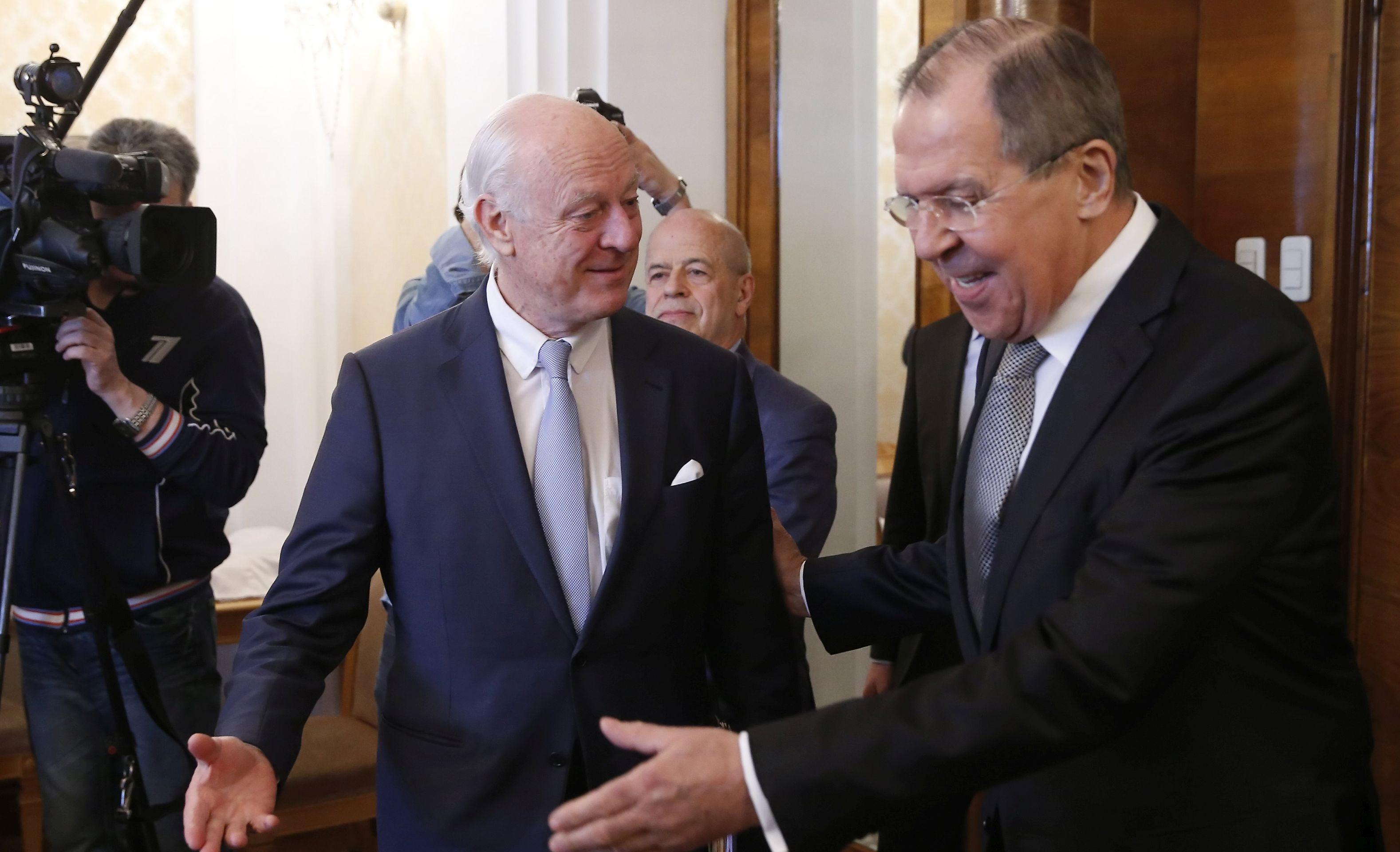 U Ženevi nastavak teških mirovnih pregovora o Siriji