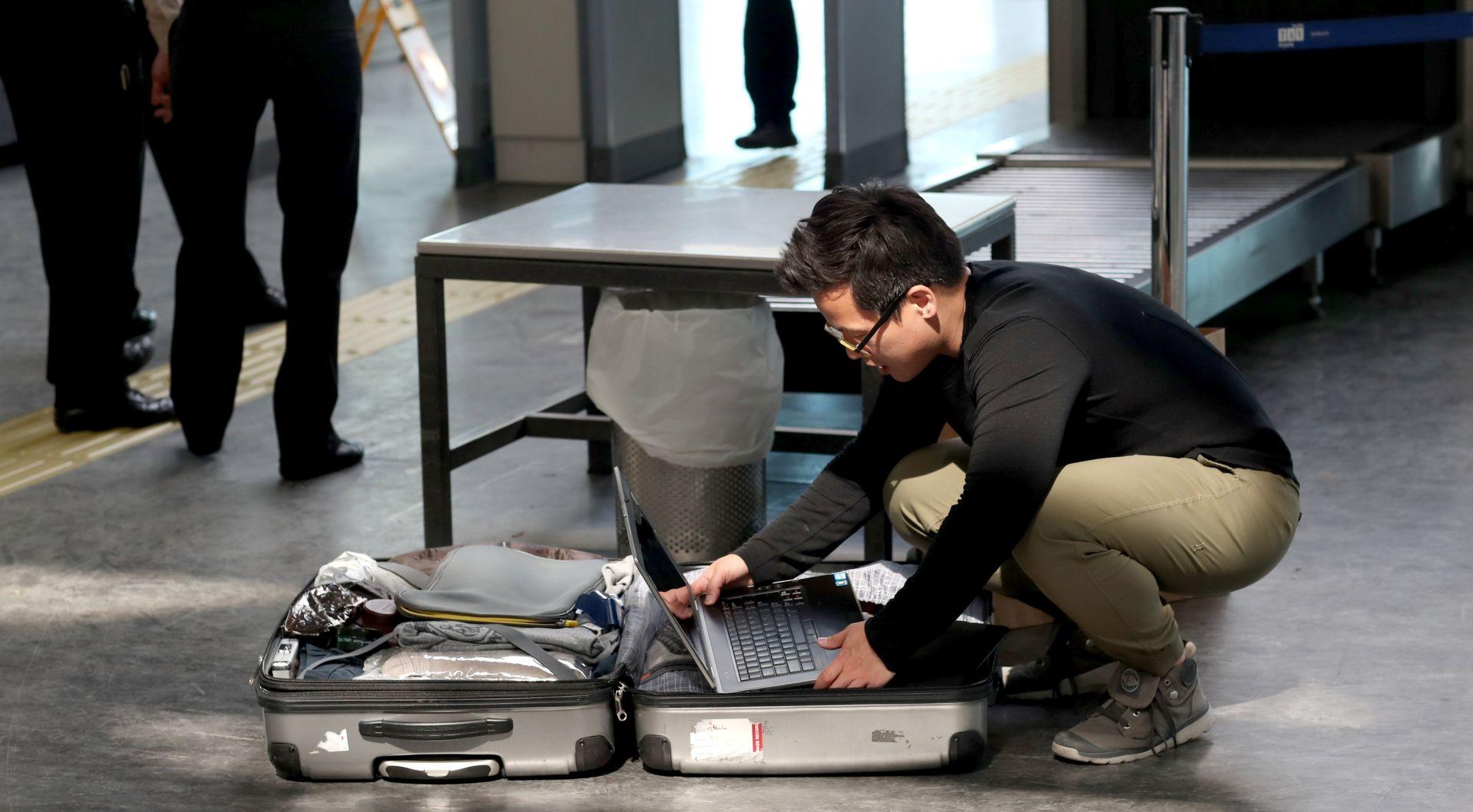 Istanbulska zračna luka počela provoditi zabranu elektroničke opreme na letovima