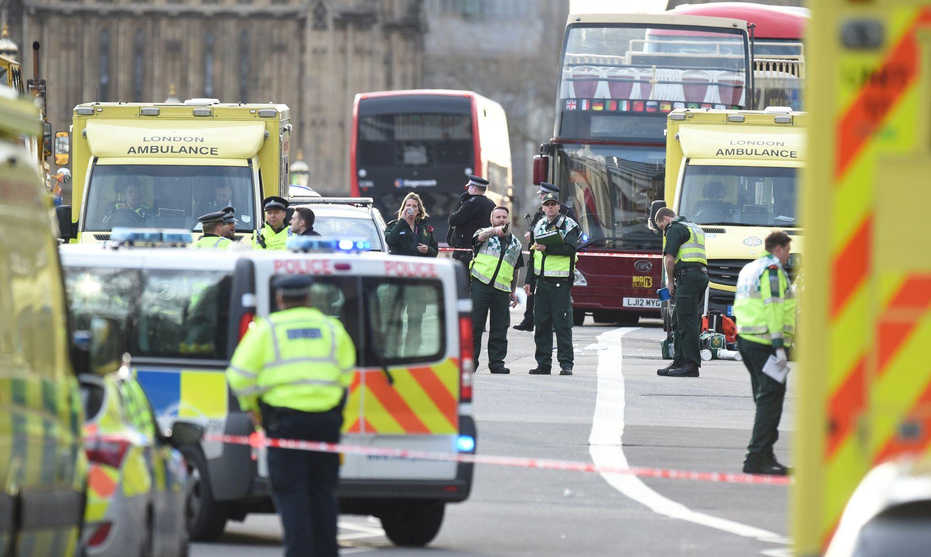LONDONSKI NAPAD Policija u Birminghamu uhitila nekoliko osoba, broj mrtvih narastao na pet