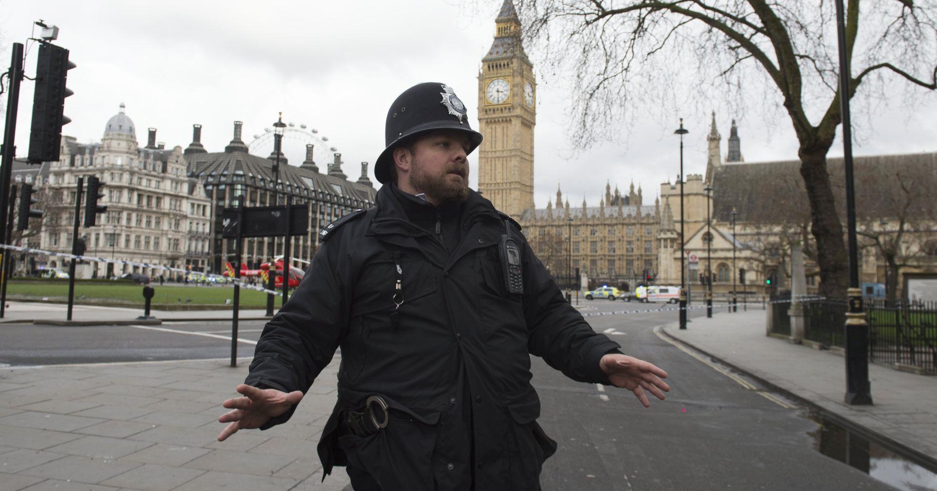 Napad u Londonu mogao bi biti djelo 'islamskog terorizma'