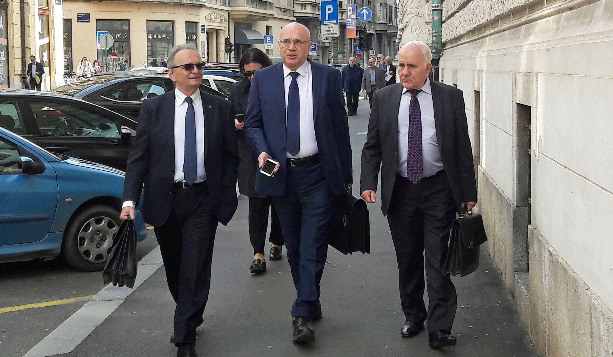 Obrana očekuje izmijenjenu optužnicu uoči novog suđenja Glavašu