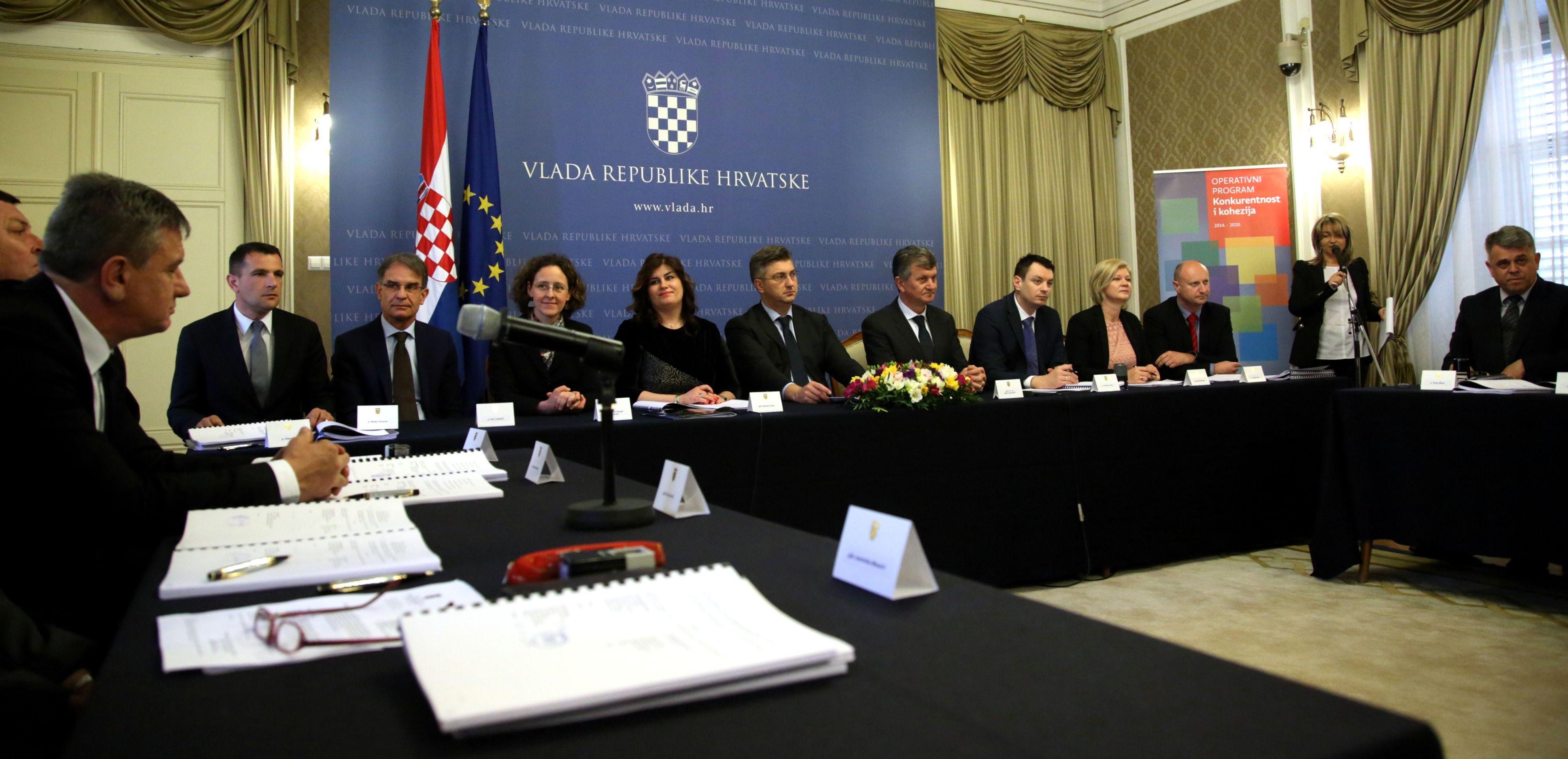 Potpisani ugovori za EU fondove za poboljšanje primarne zdravstvene zaštite i obnovu kulturne baštine