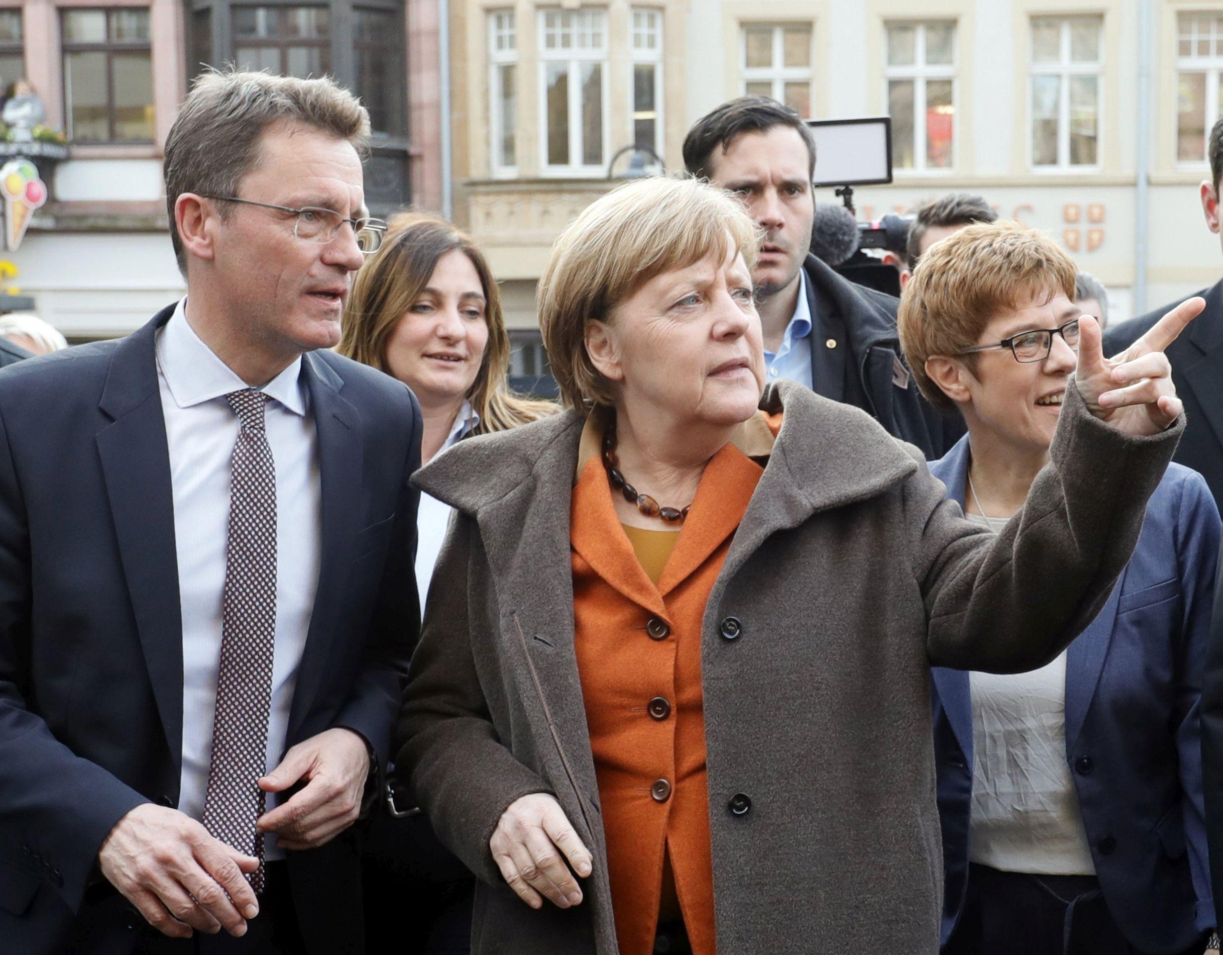 Izbori u Saarskoj – početak njemačke 'super izborne godine'