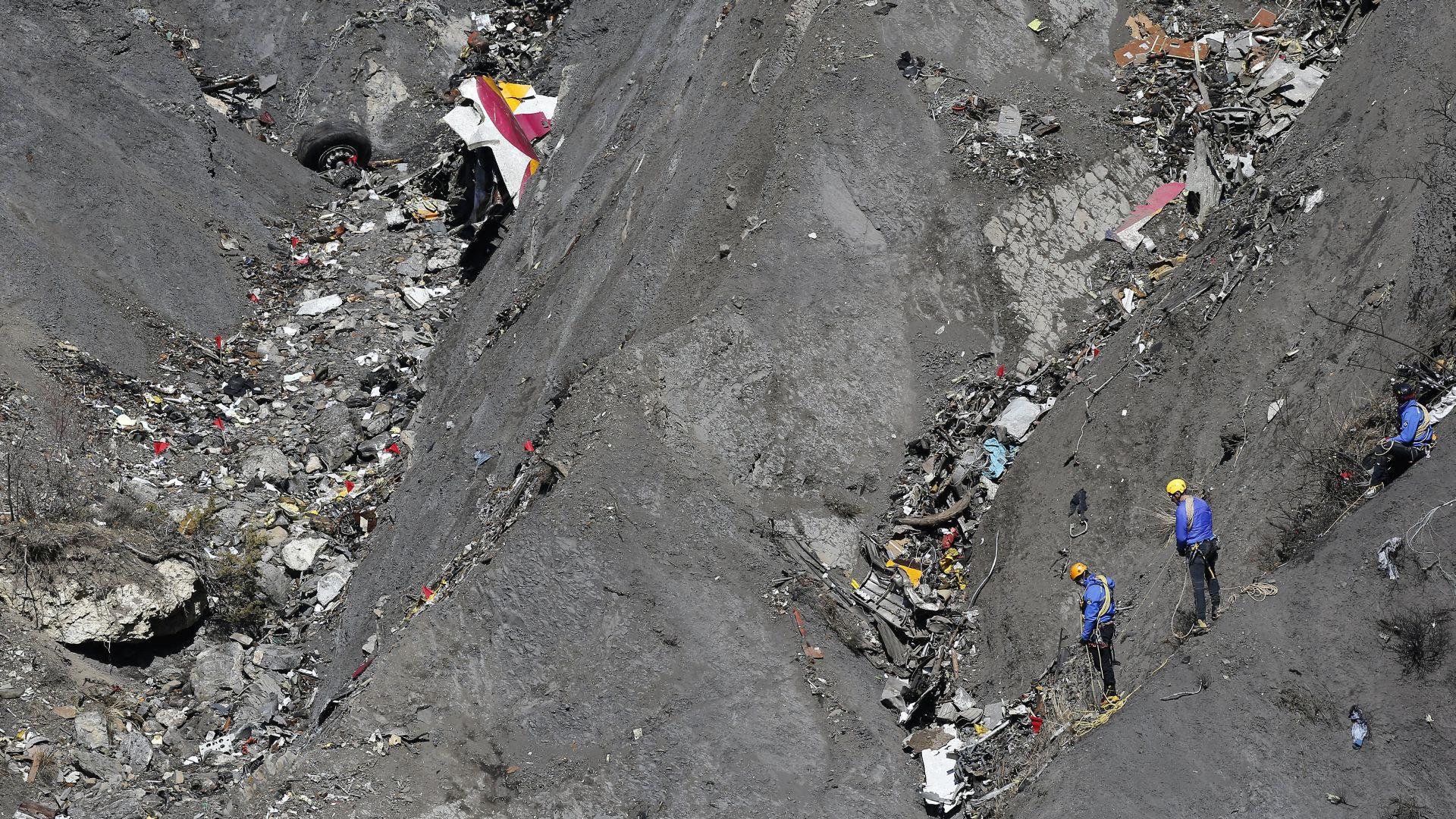 Roditelji šestero žrtava pada A320 Germanwingsa traže odštetu