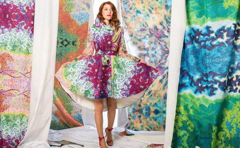 Umjetničko-modni projekt 'Proljetna konvergencija u Tuškancu'