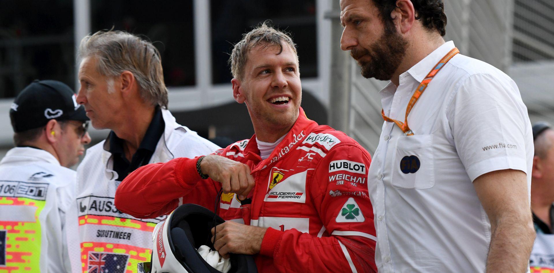 VN AUSTRALIJE Vettel slavio na otvaranju sezone