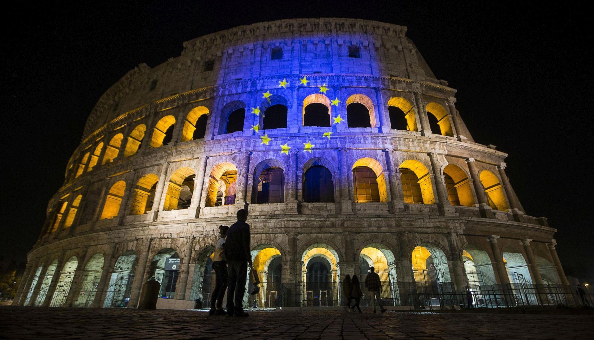 Čelnici EU-a u Rimu ističu jedinstvo i nedjeljivost Unije