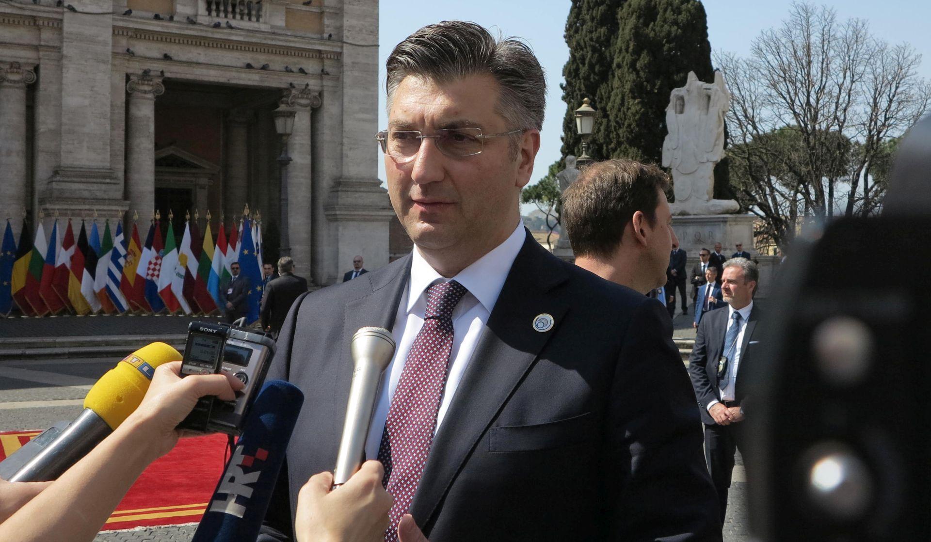BREXIT PLENKOVIĆ 'Hrvatska će imati najmanje posljedica'