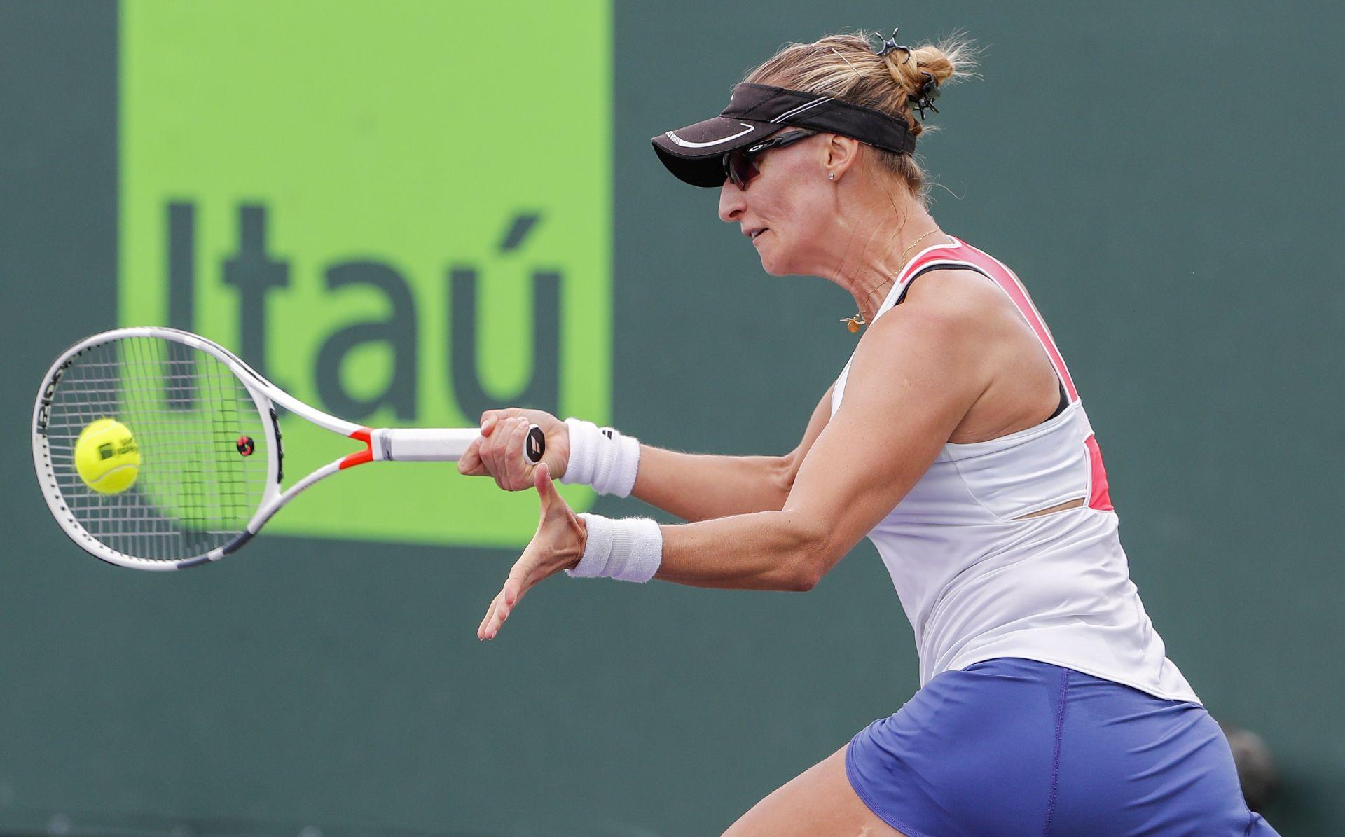 WTA MIAMI Lučić-Baroni ponovno bolja od Radwanske