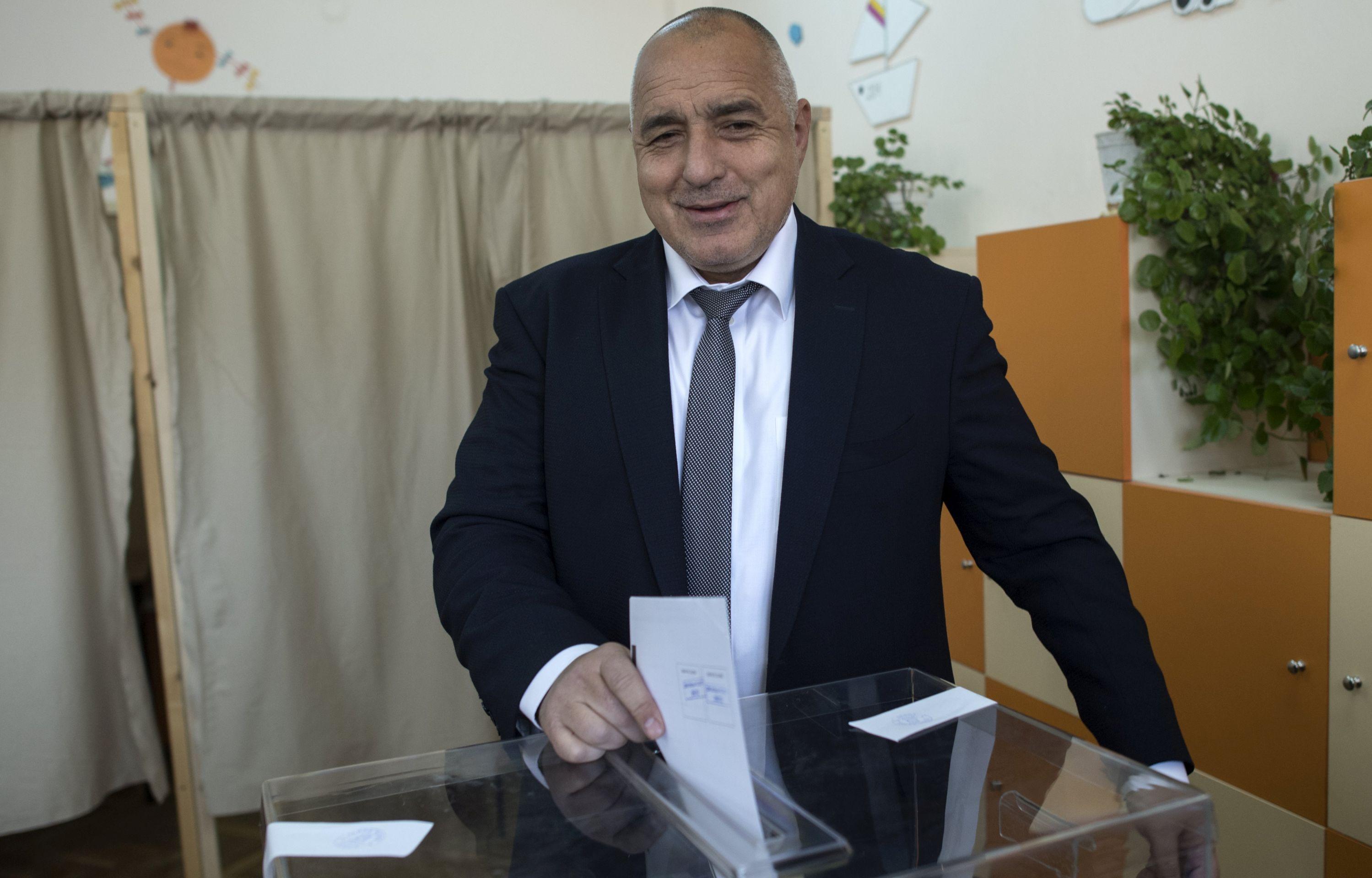 BUGARSKA: GERB bivšeg premijera Borisova izborni pobjednik