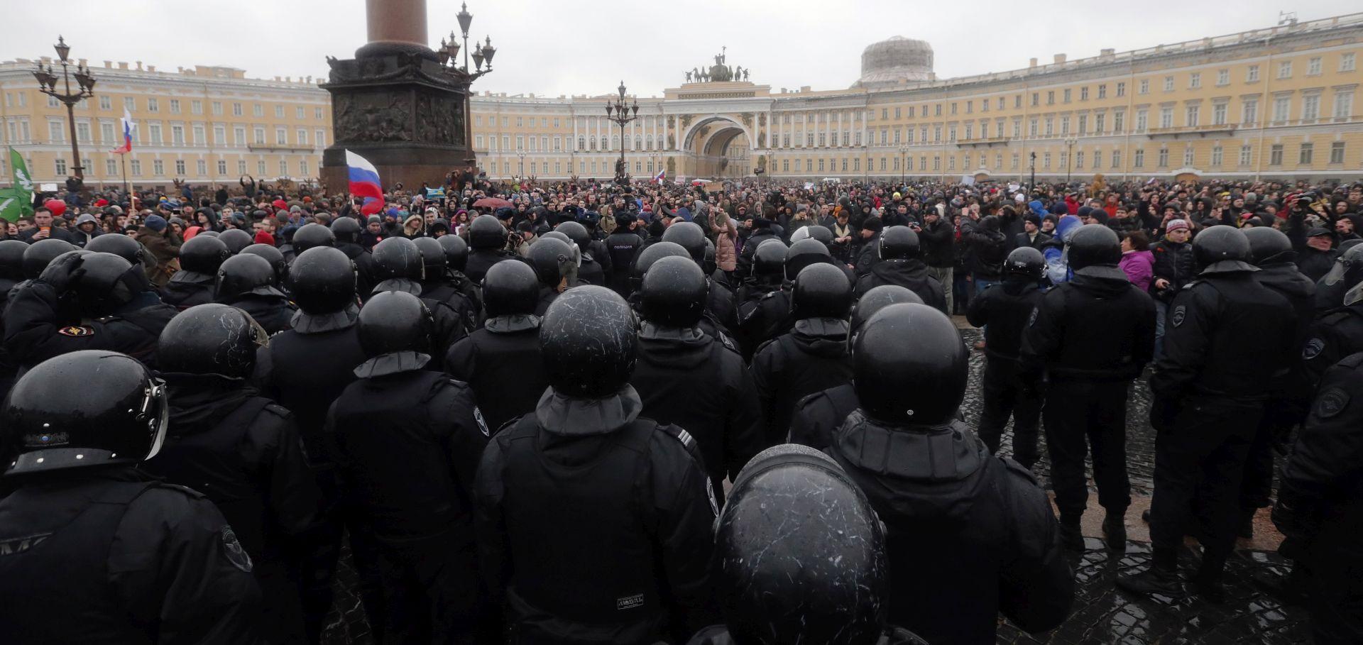 RUSIJA Oporbeni vođa Navalny dobio 15 dana zatvora