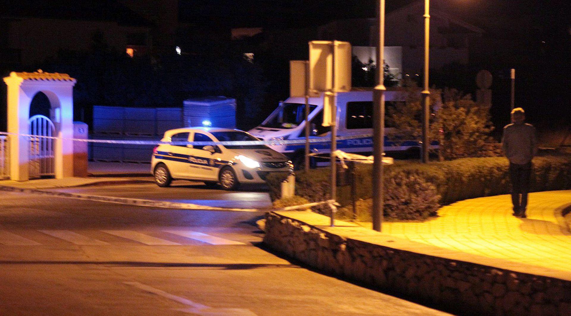 TROGIR Napadnuti policajci, privedeno više osoba na kriminalističko istraživanje