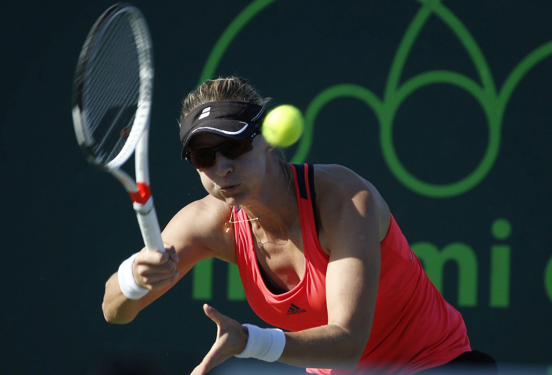 WTA MIAMI Pliškova zaustavila Lučić-Baroni