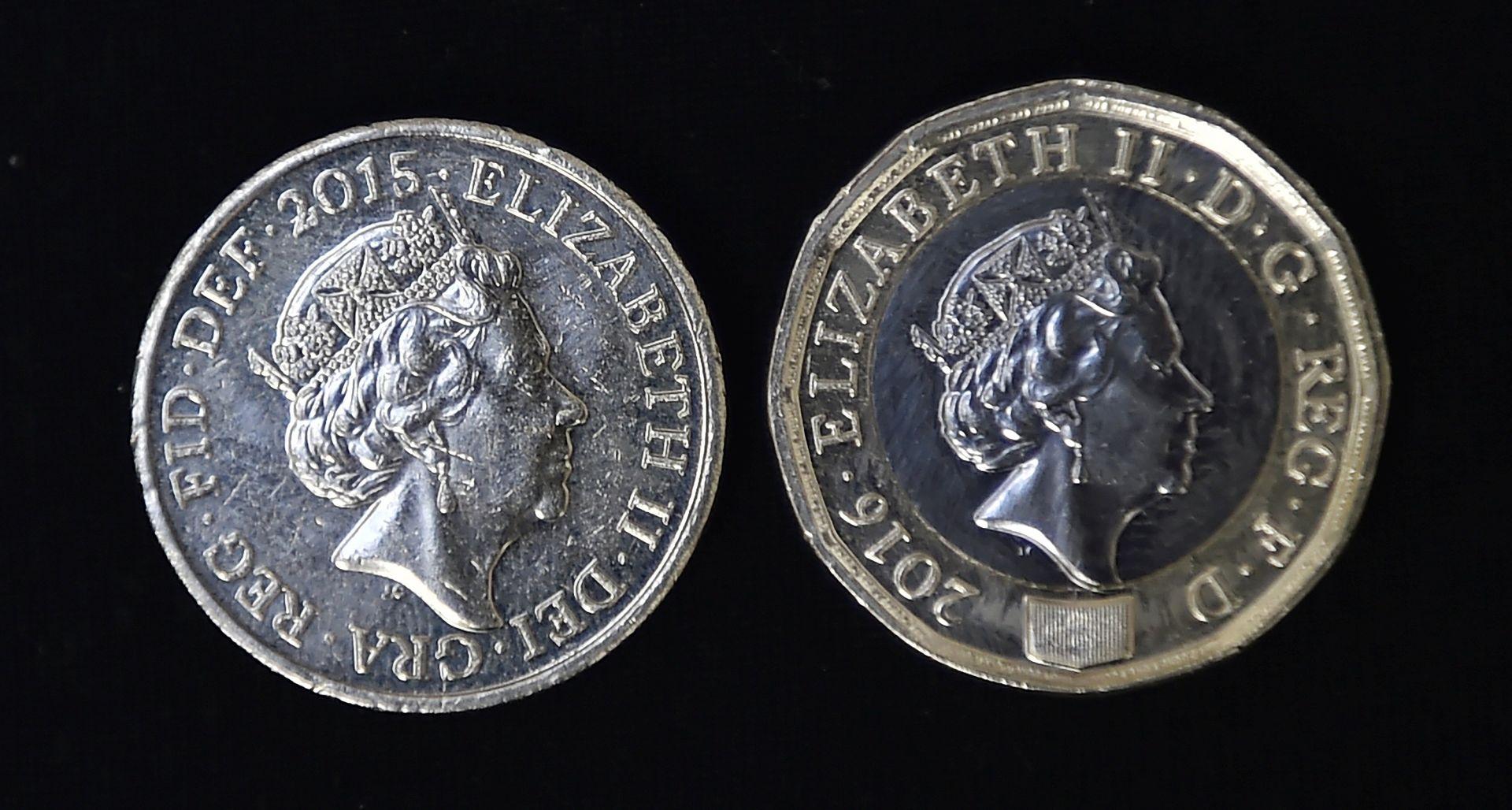 Britanci dobili novu kovanicu funte