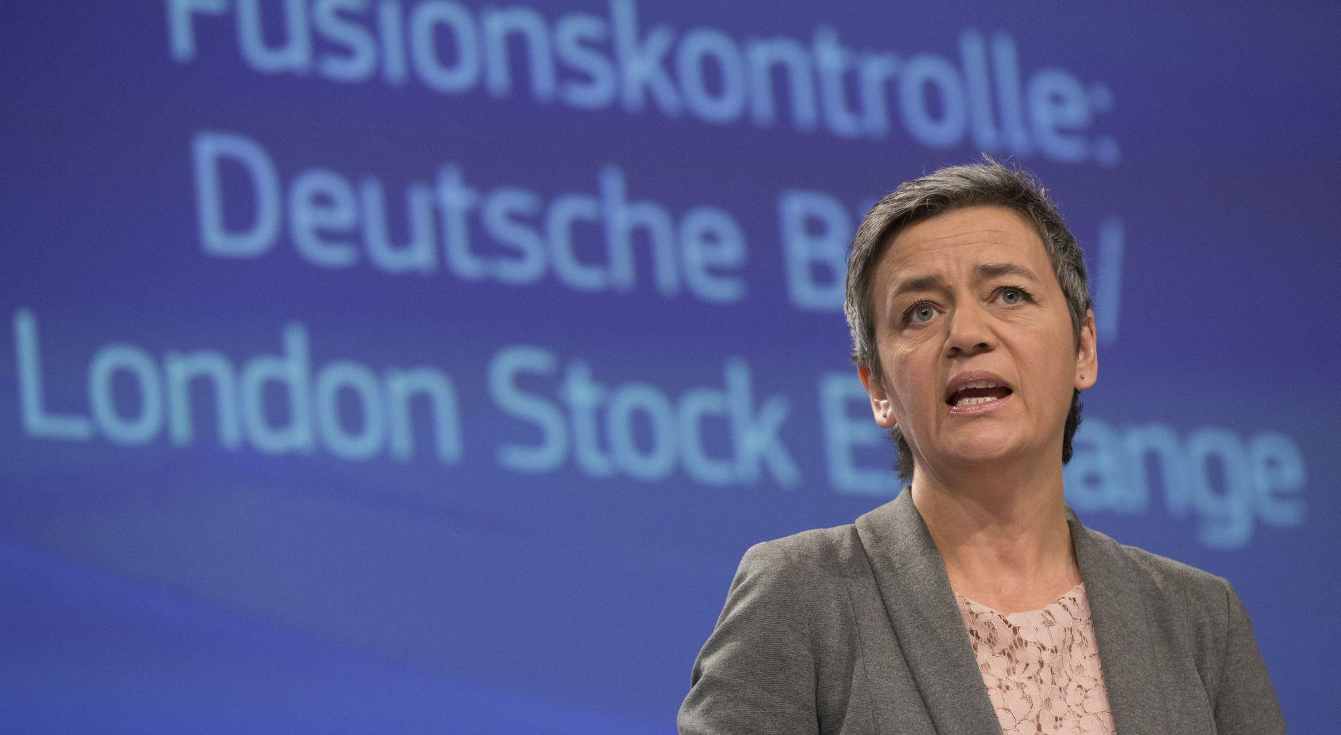 EU blokirao spajanje londonske i frankfurtske burze