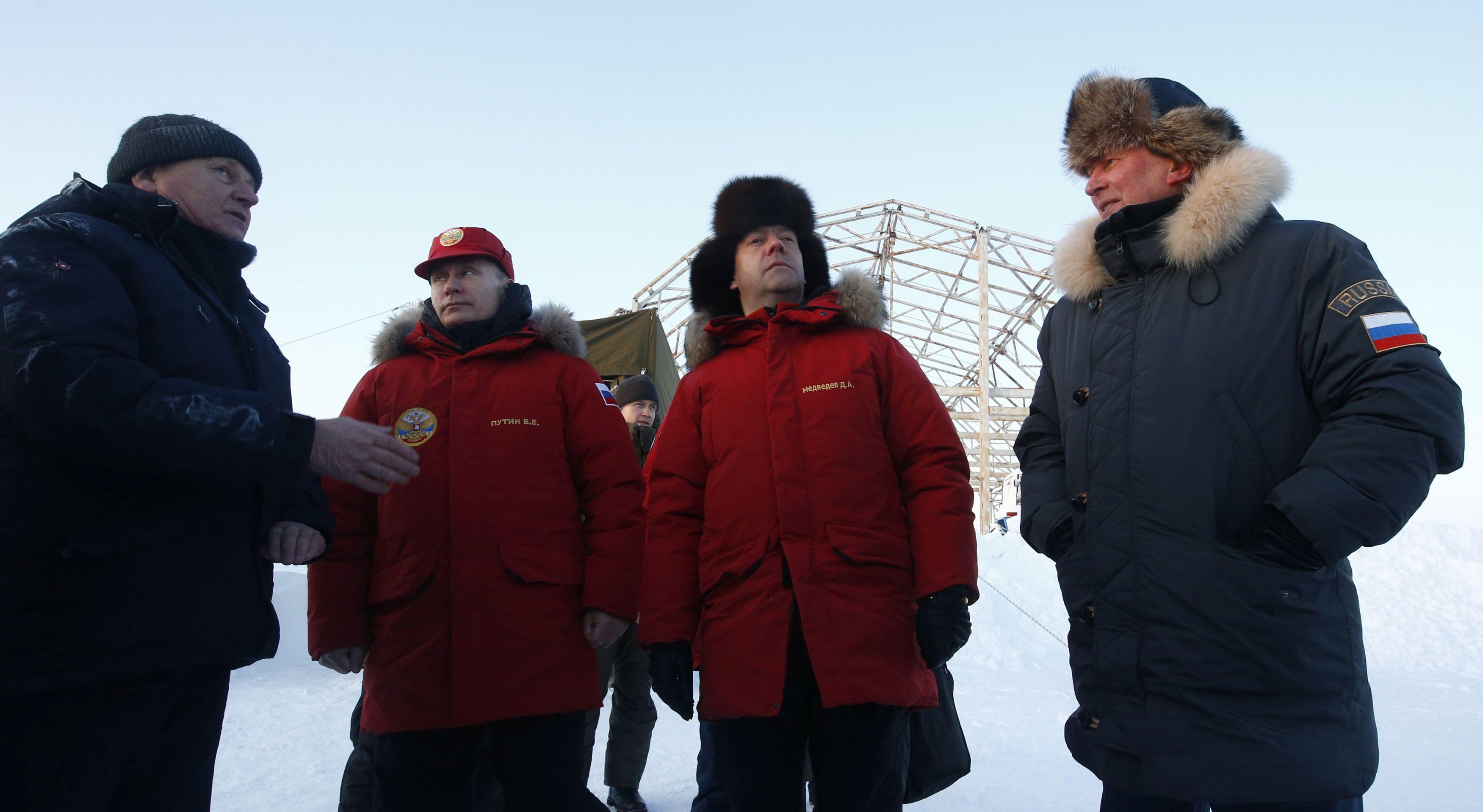 Putin doveo u pitanje ljudski čimbenik u klimatskim promjenama
