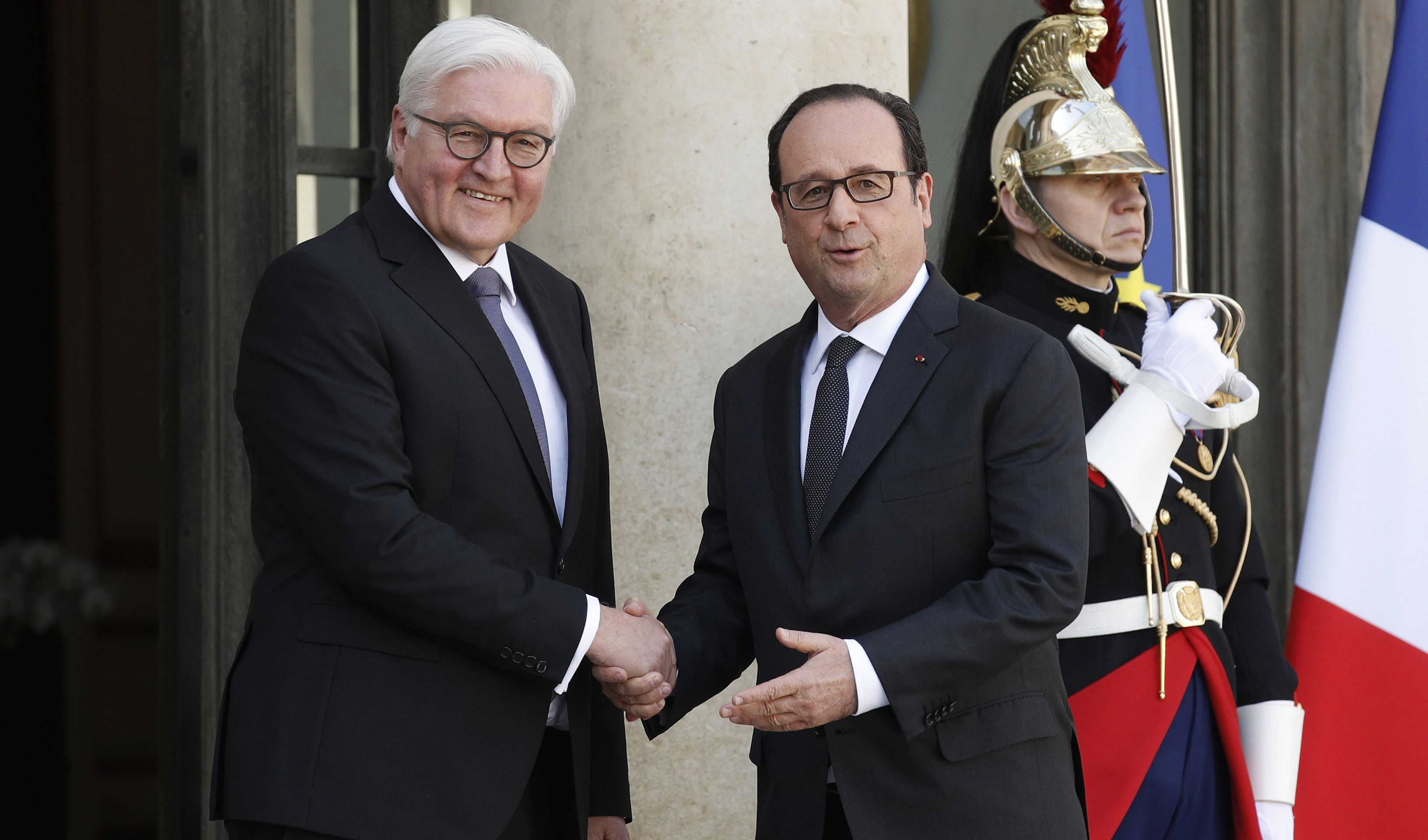 HOLLANDE Francuska i Njemačka trebaju usmjeravati EU nakon Brexita