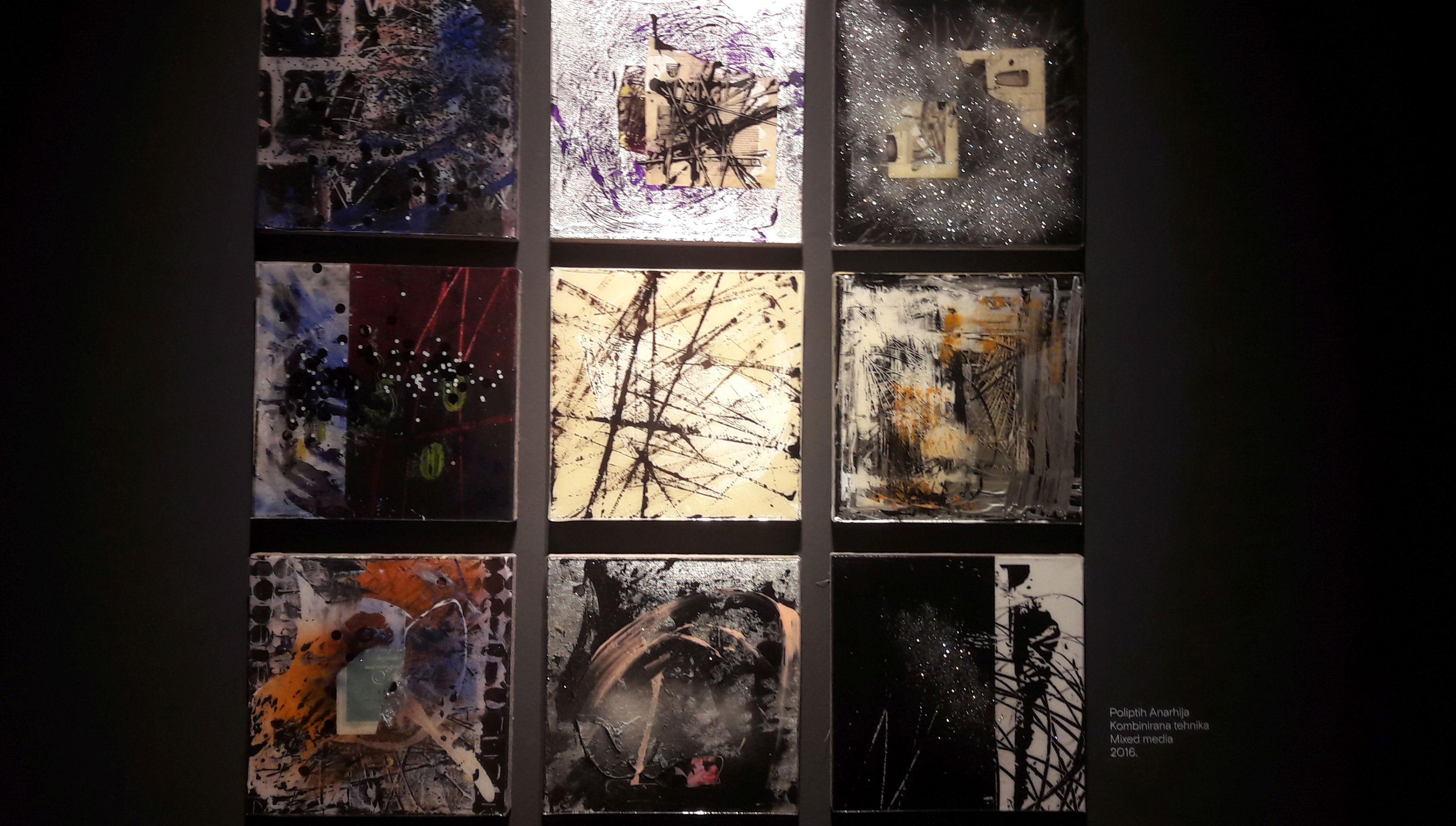Izložba 'Reflexion' Borisa Guine otvorena u MUO-u