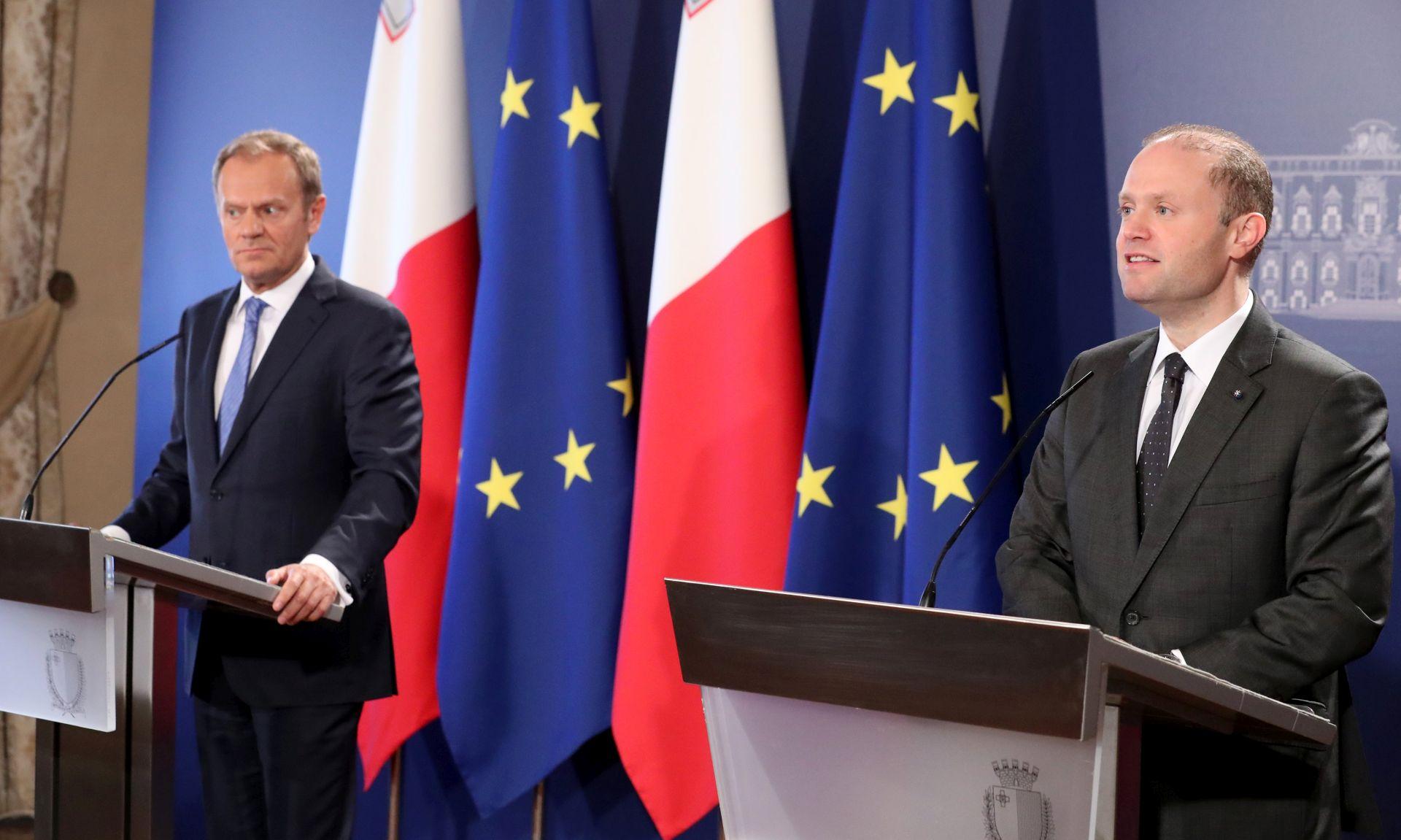 TUSK Nema paralelnih pregovora o razdruživanju i budućim odnosima s Velikom Britanijom