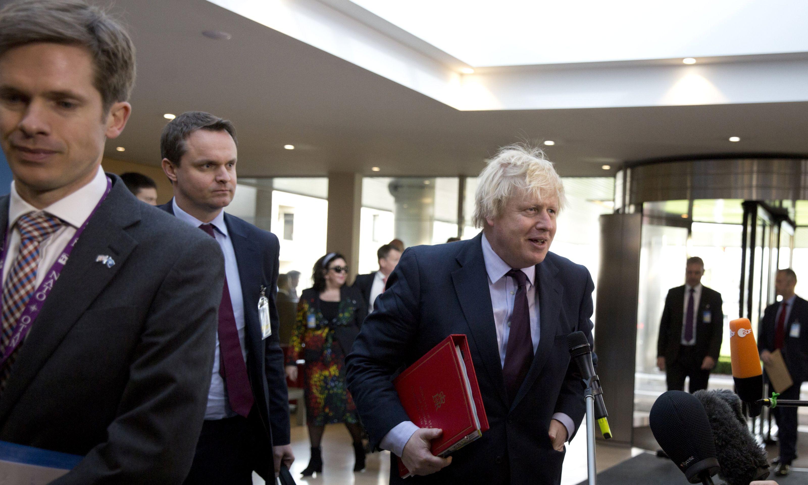 London se neće cjenkati oko sigurnosti Europe