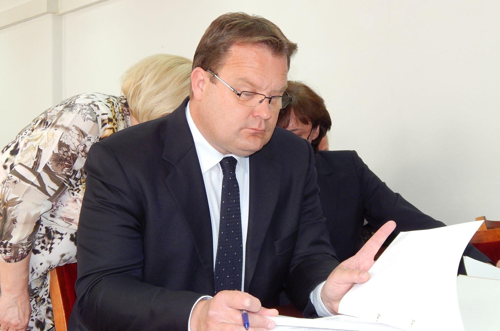 VARAŽDIN GV i posljednjeg dana privremenog financiranja odbilo prijedlog proračuna