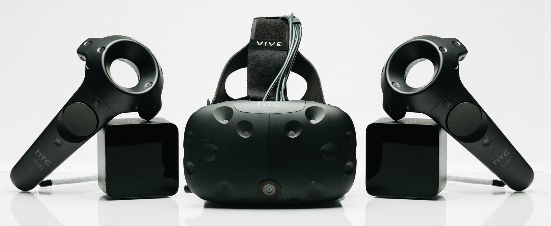 HTC Vive dostupan i na hrvatskom tržištu